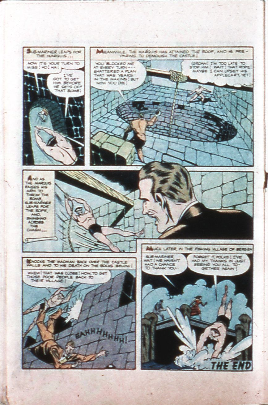 Marvel Mystery Comics (1939) issue 64 - Page 26