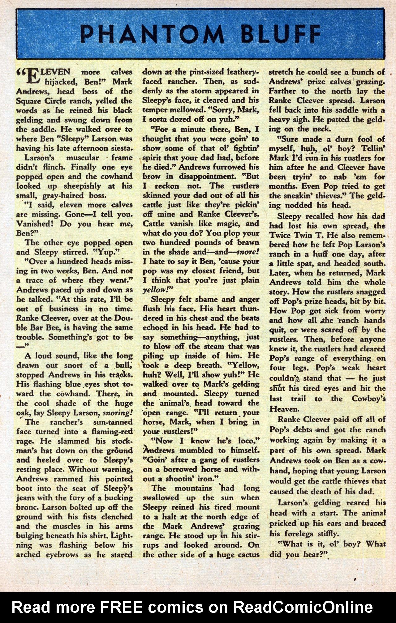 Read online Two-Gun Kid comic -  Issue #8 - 20