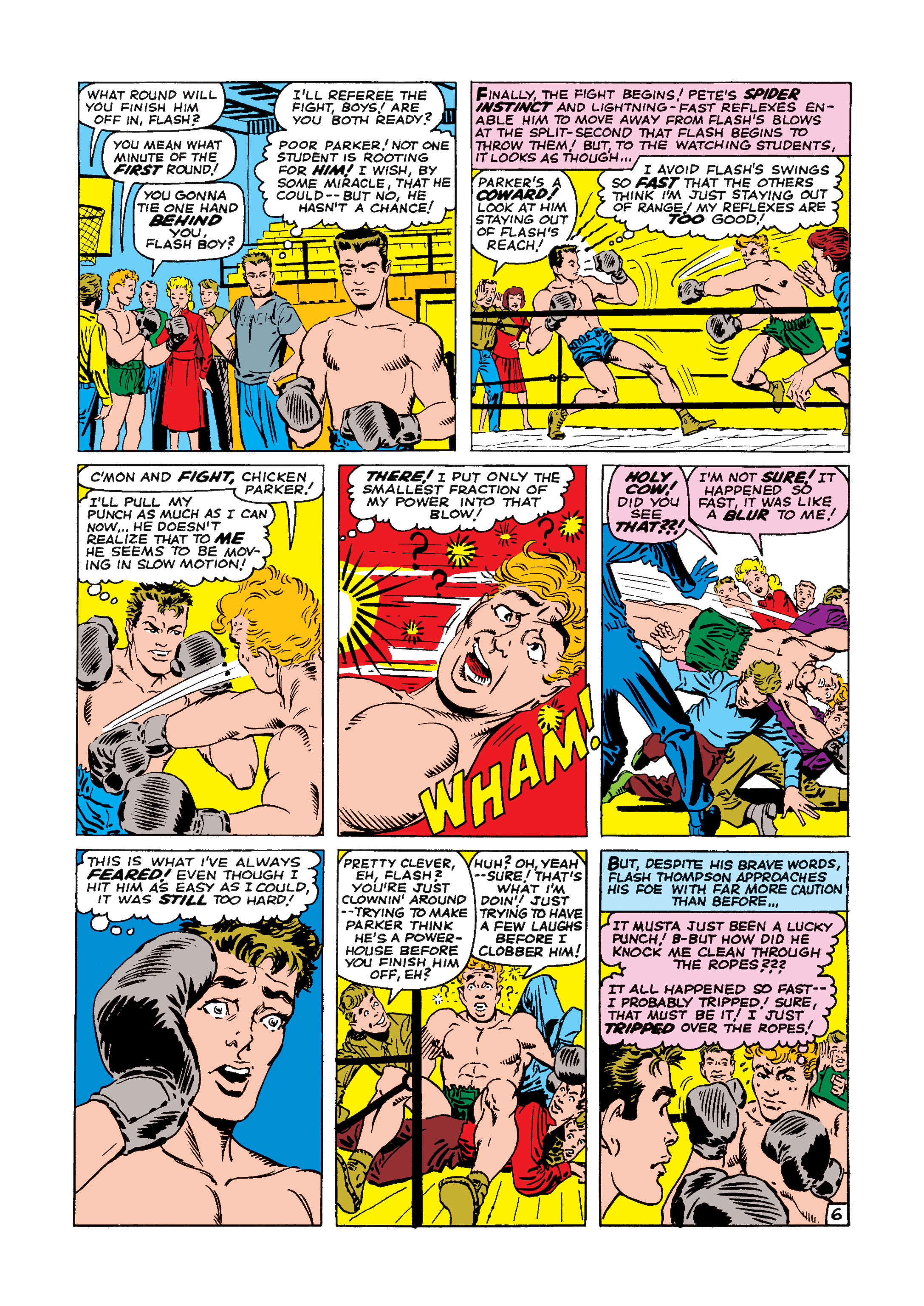 The Amazing Spider-Man (1963) 8 Page 6