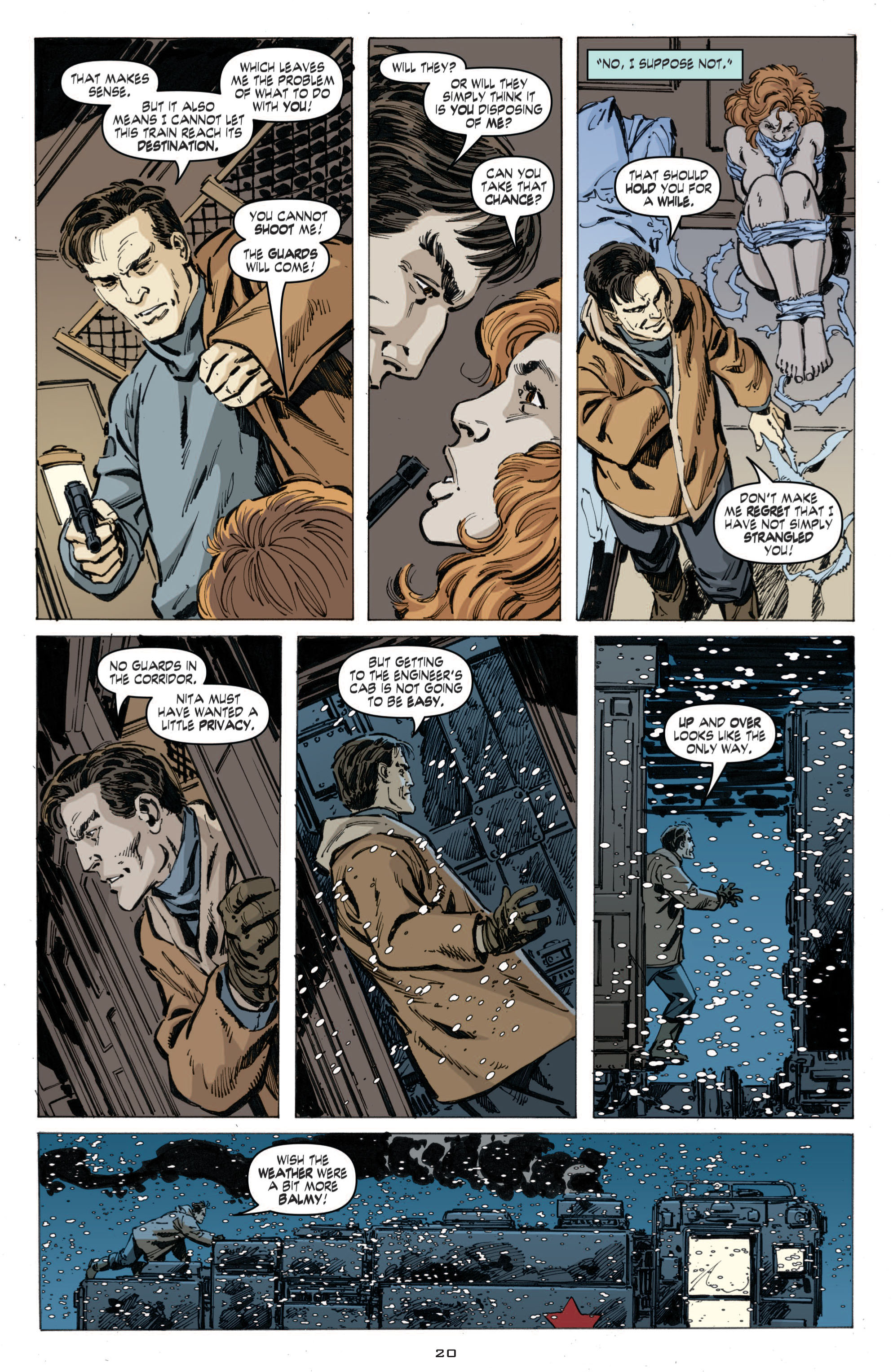Read online Cold War comic -  Issue # TPB - 78