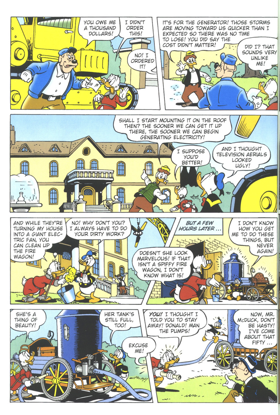 Read online Uncle Scrooge (1953) comic -  Issue #309 - 28