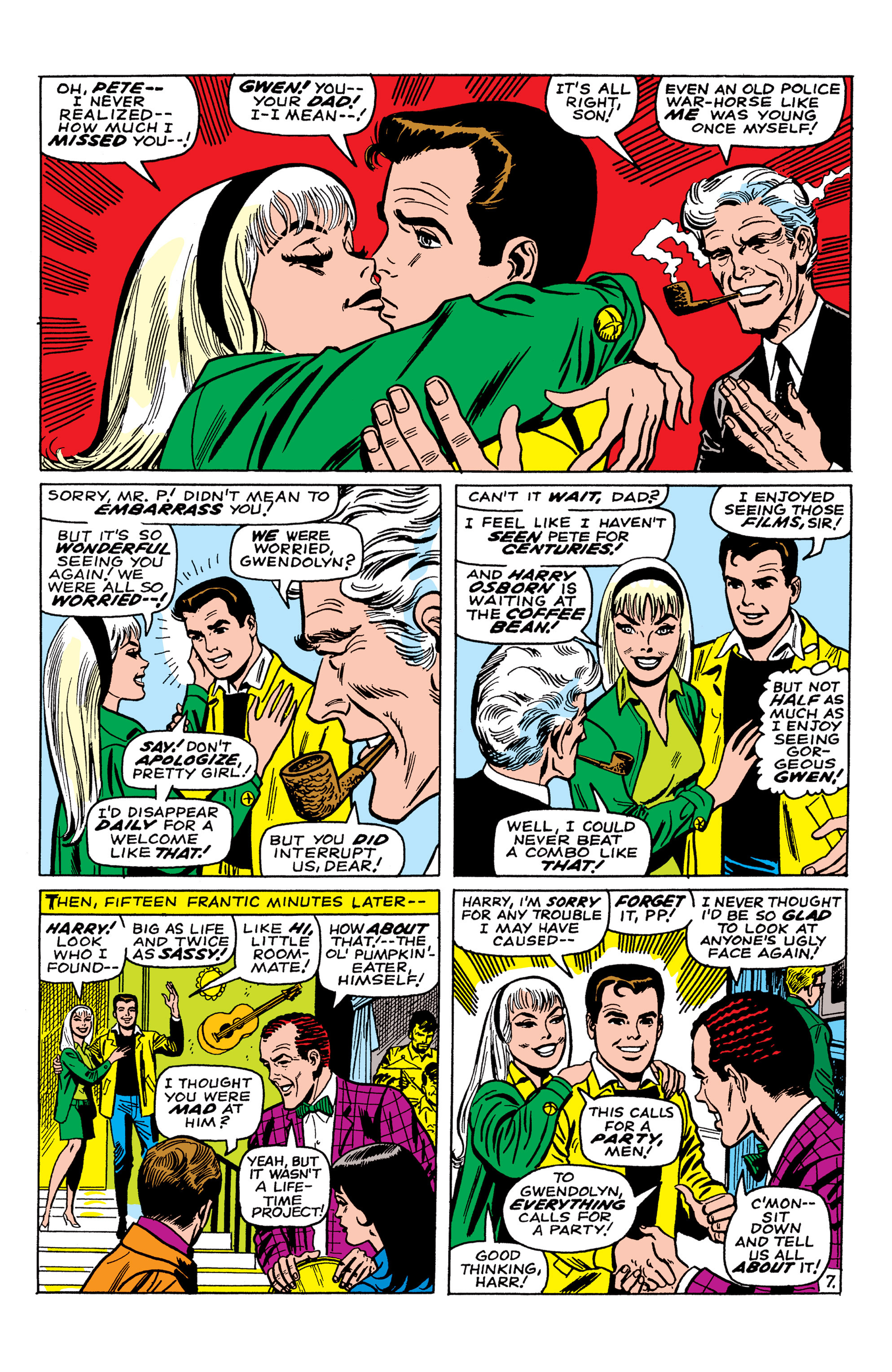 The Amazing Spider-Man (1963) 59 Page 7