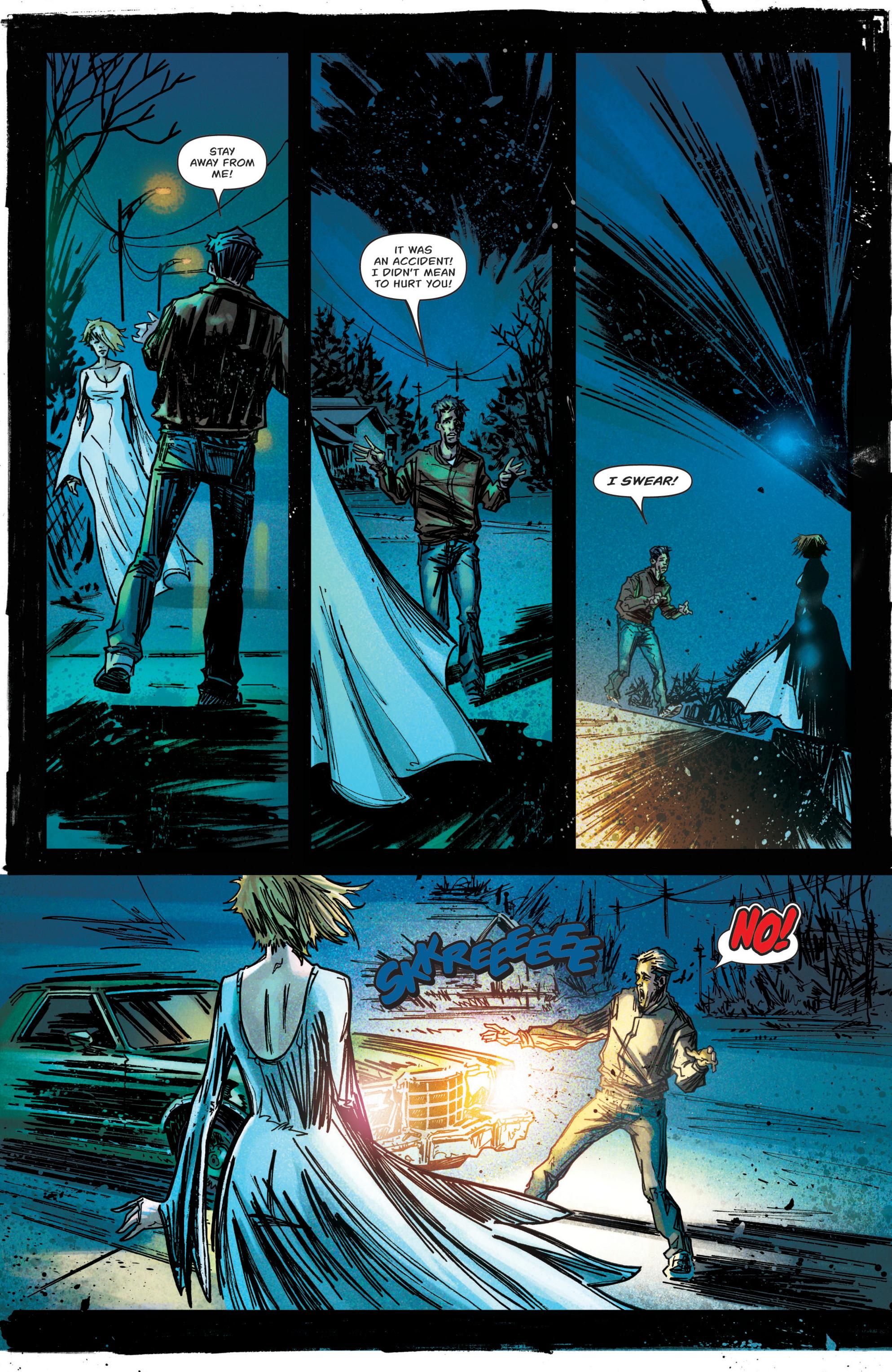 Read online Grimm Tales of Terror: Vol. 3 comic -  Issue #5 - 13