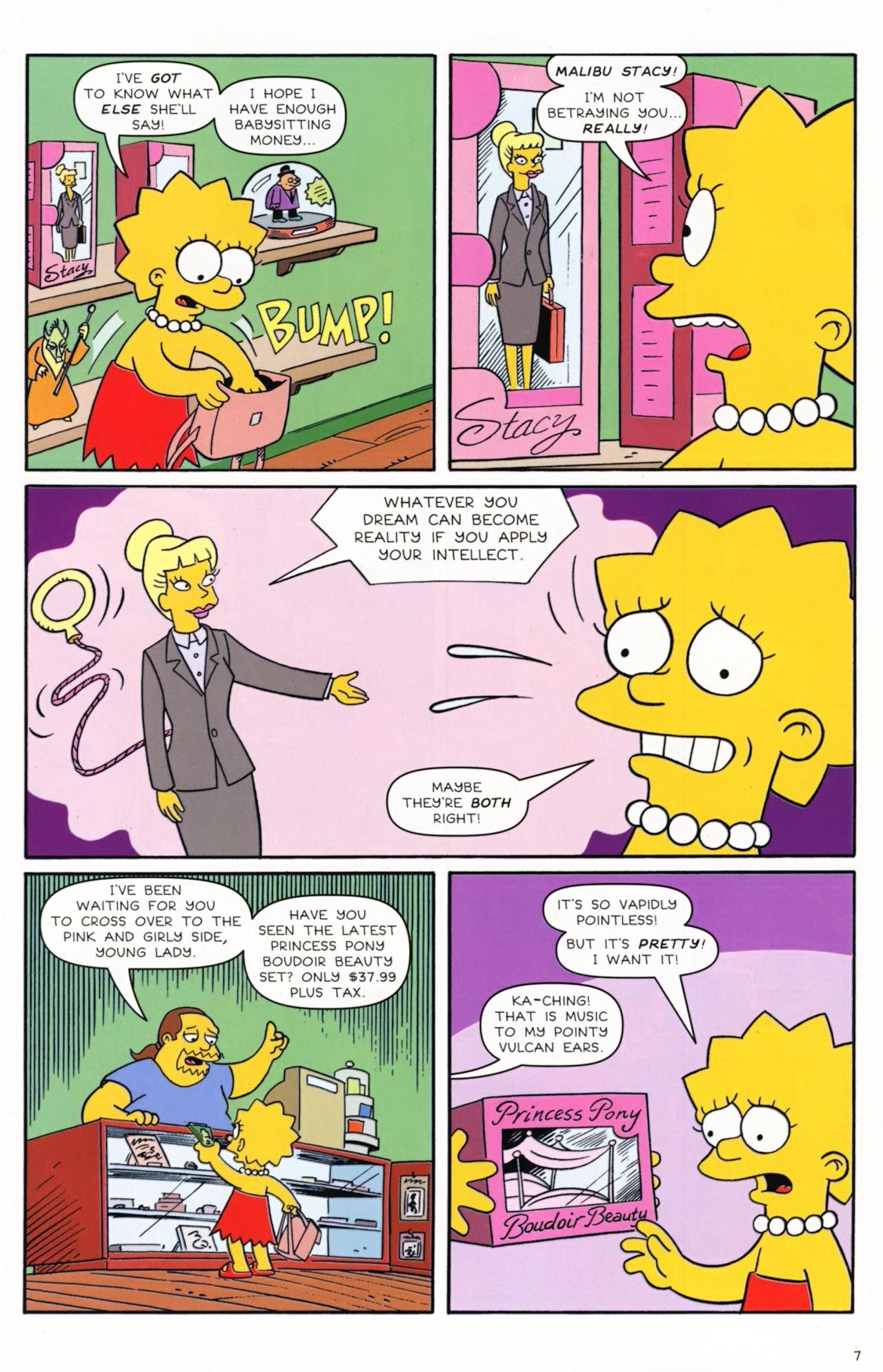 Read online Simpsons Comics Presents Bart Simpson comic -  Issue #55 - 8