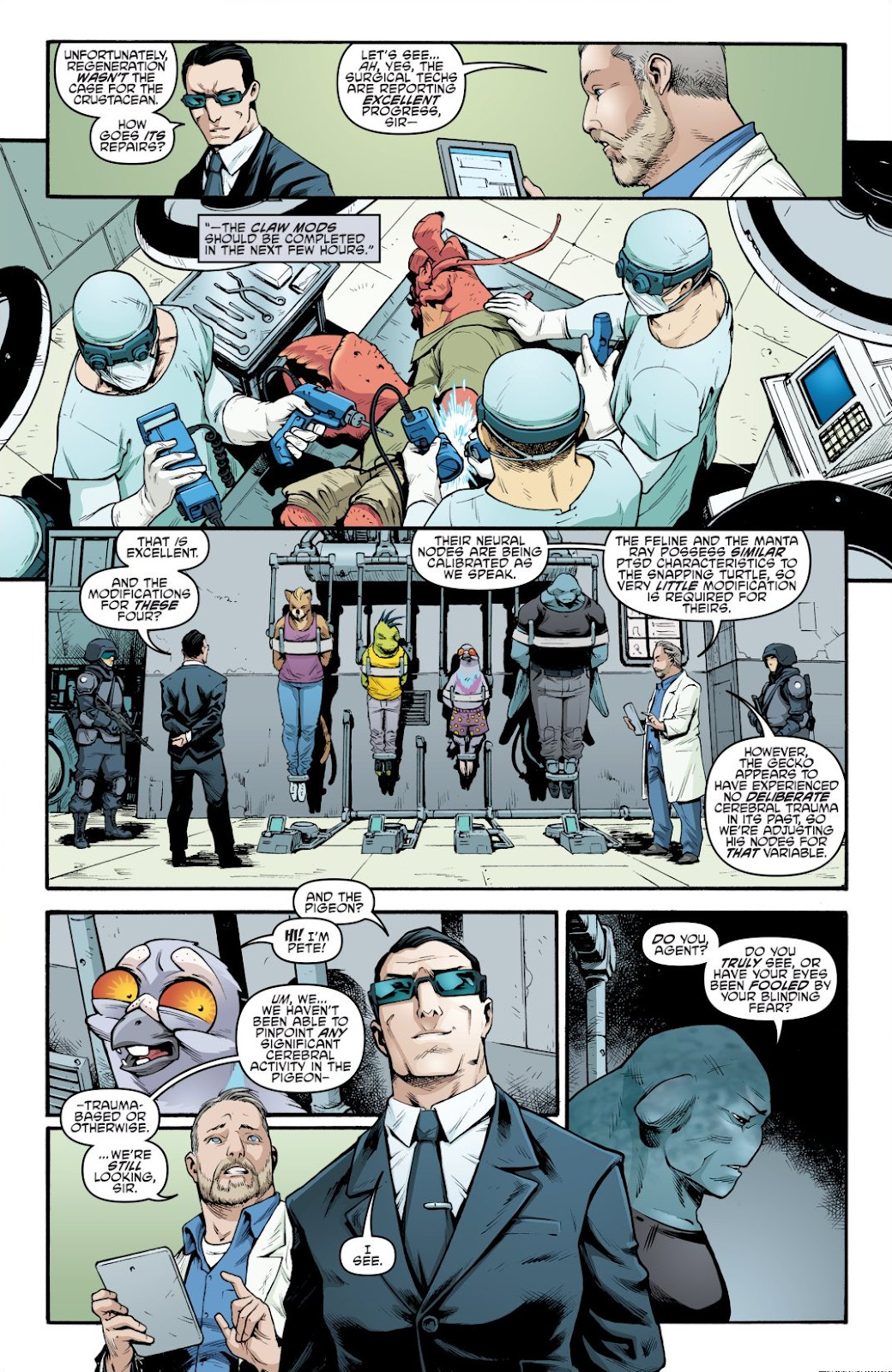 Read online Teenage Mutant Ninja Turtles: The IDW Collection comic -  Issue # TPB 9 (Part 1) - 36