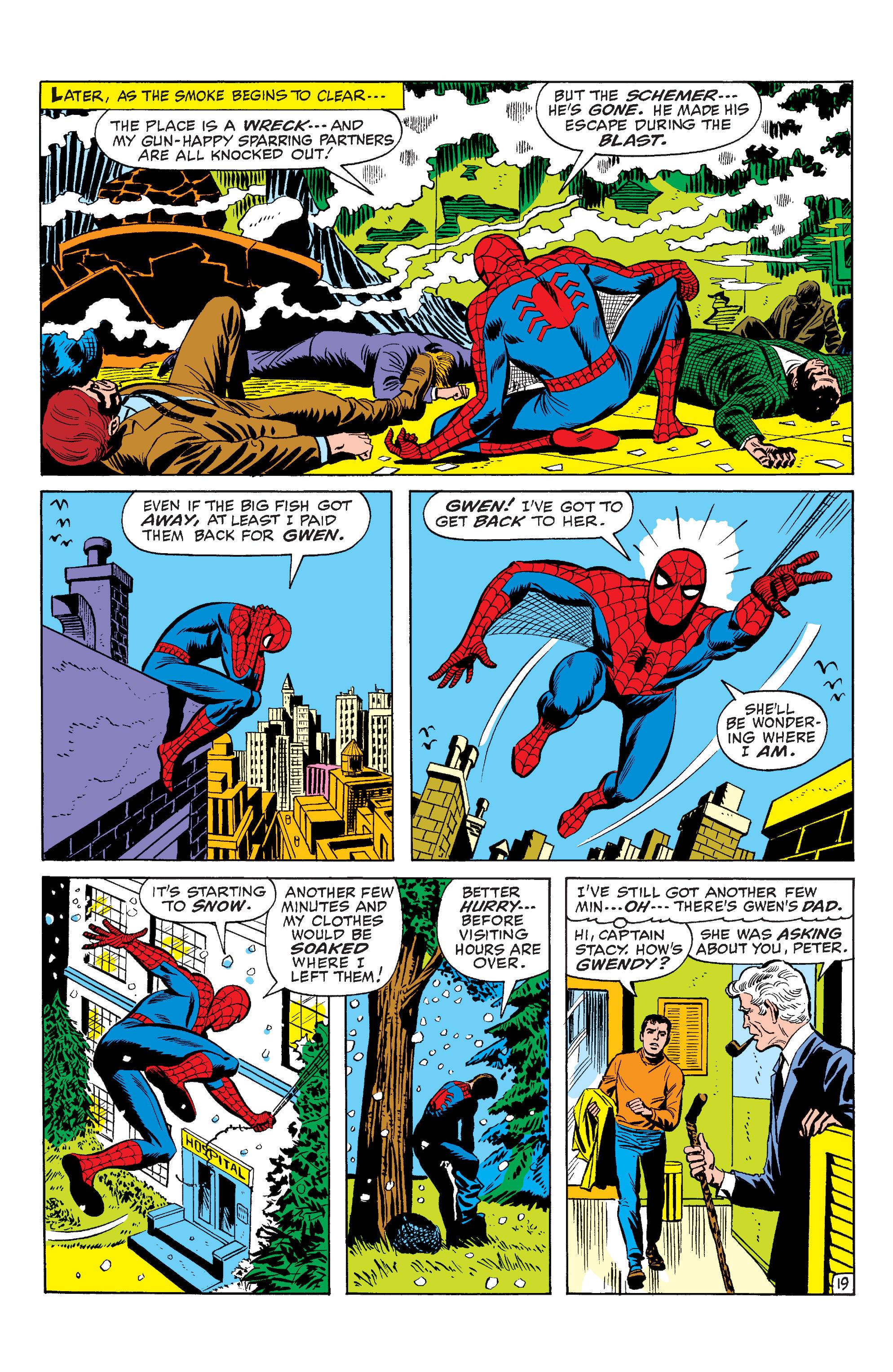 The Amazing Spider-Man (1963) 83 Page 19