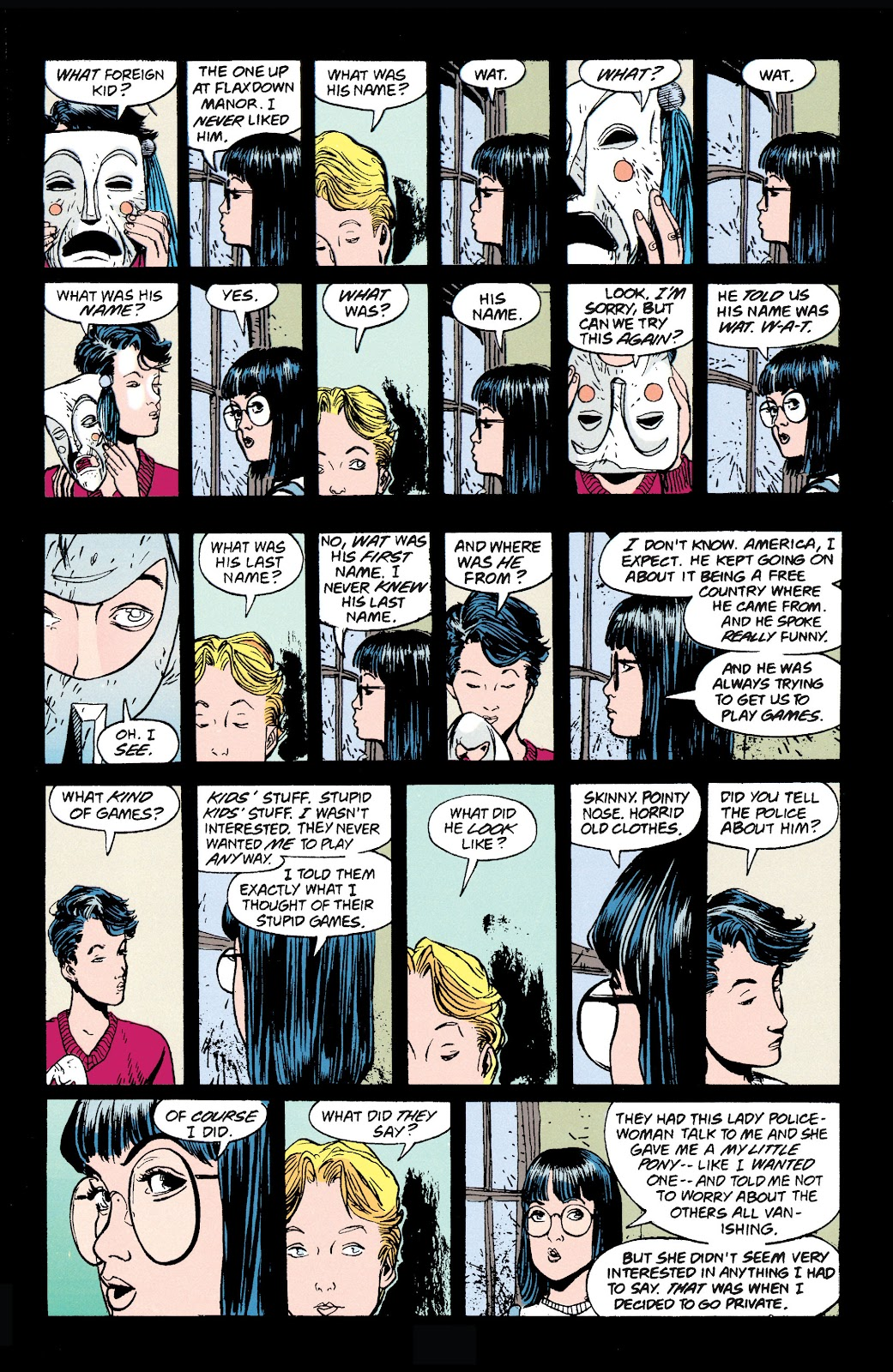 Read online The Children's Crusade comic -  Issue # _TPB (Part 1) - 18