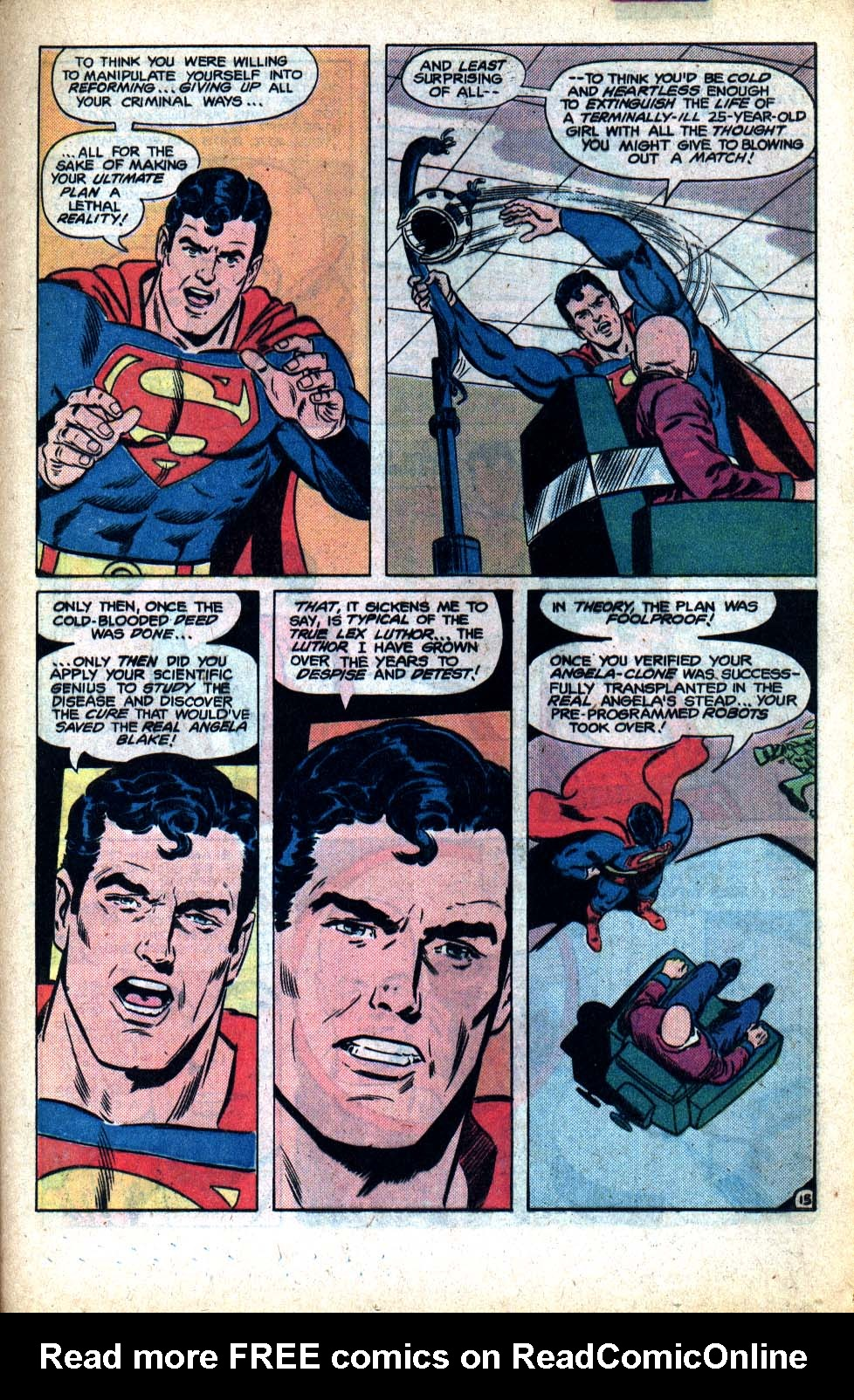 Read online Action Comics (1938) comic -  Issue #512 - 21