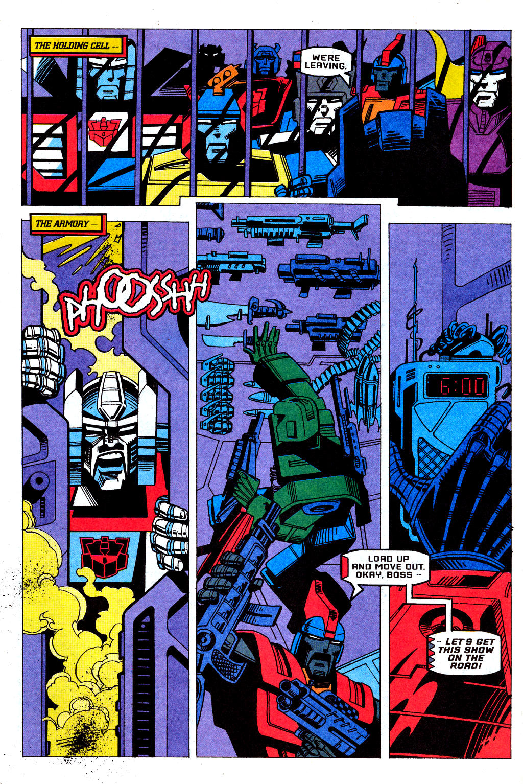 Read online Transformers: Generation 2 comic -  Issue #1 - 32
