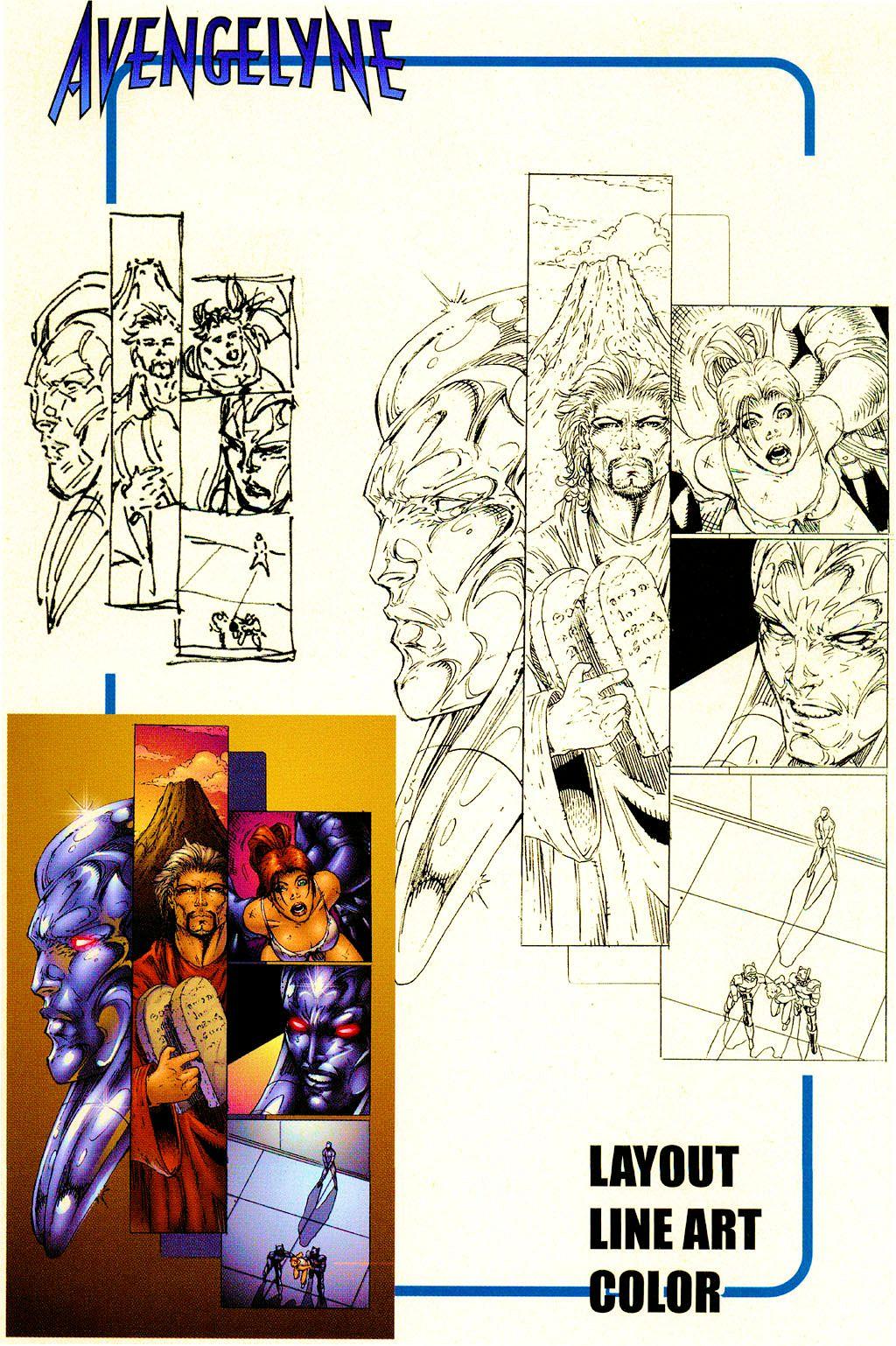 Read online Avengelyne (1999) comic -  Issue #Avengelyne (1999) Full - 23