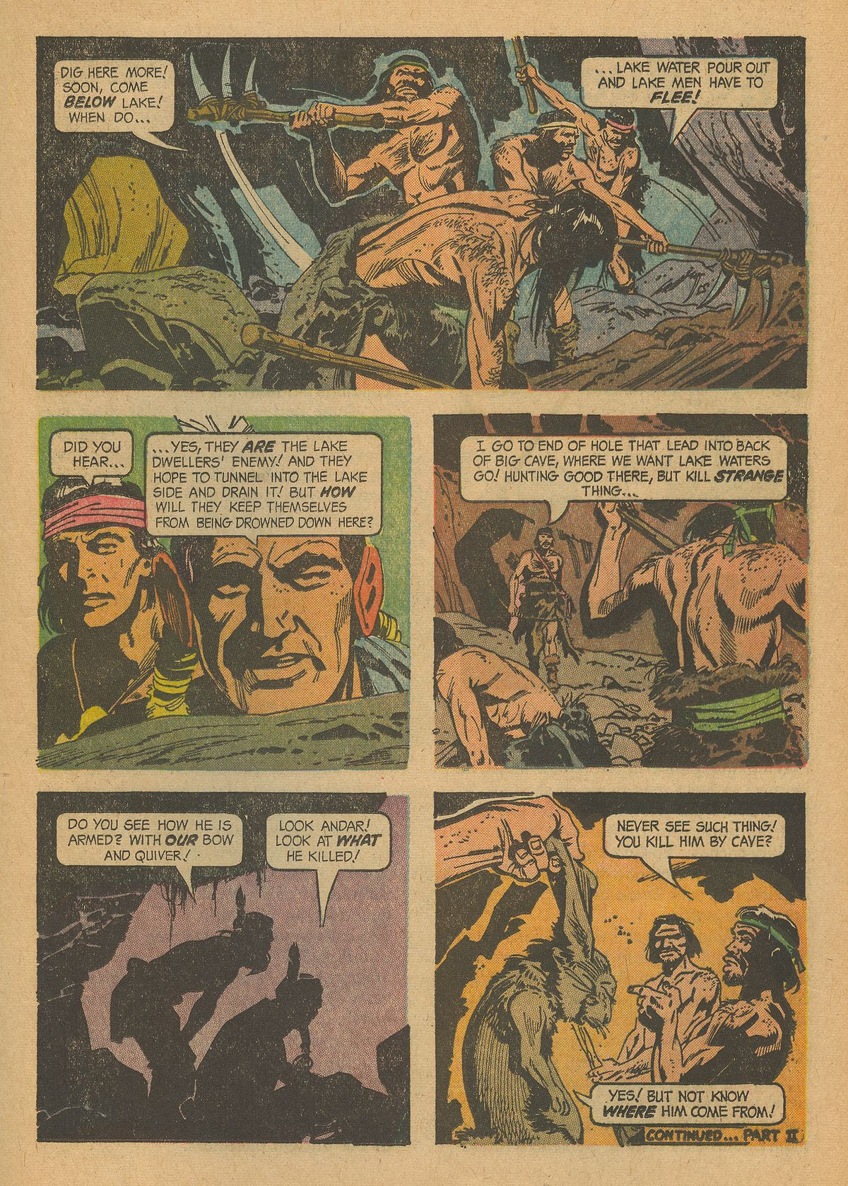 Read online Turok, Son of Stone comic -  Issue #43 - 17