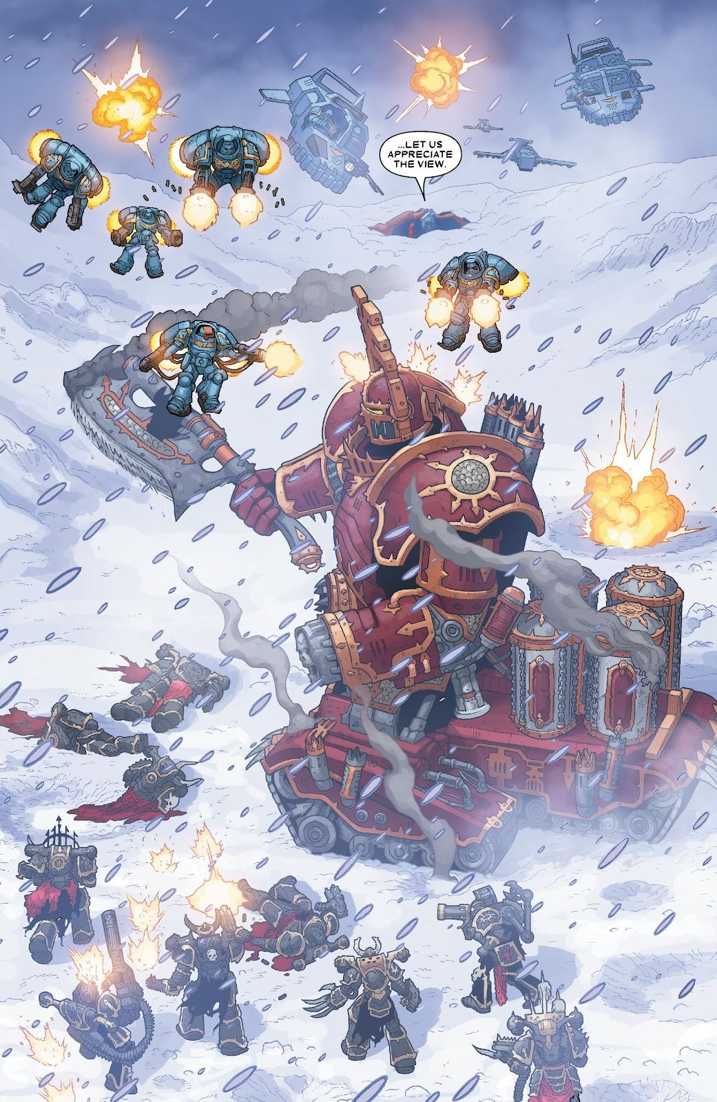 Warhammer 40,000: Marneus Calgar issue 5 - Page 20