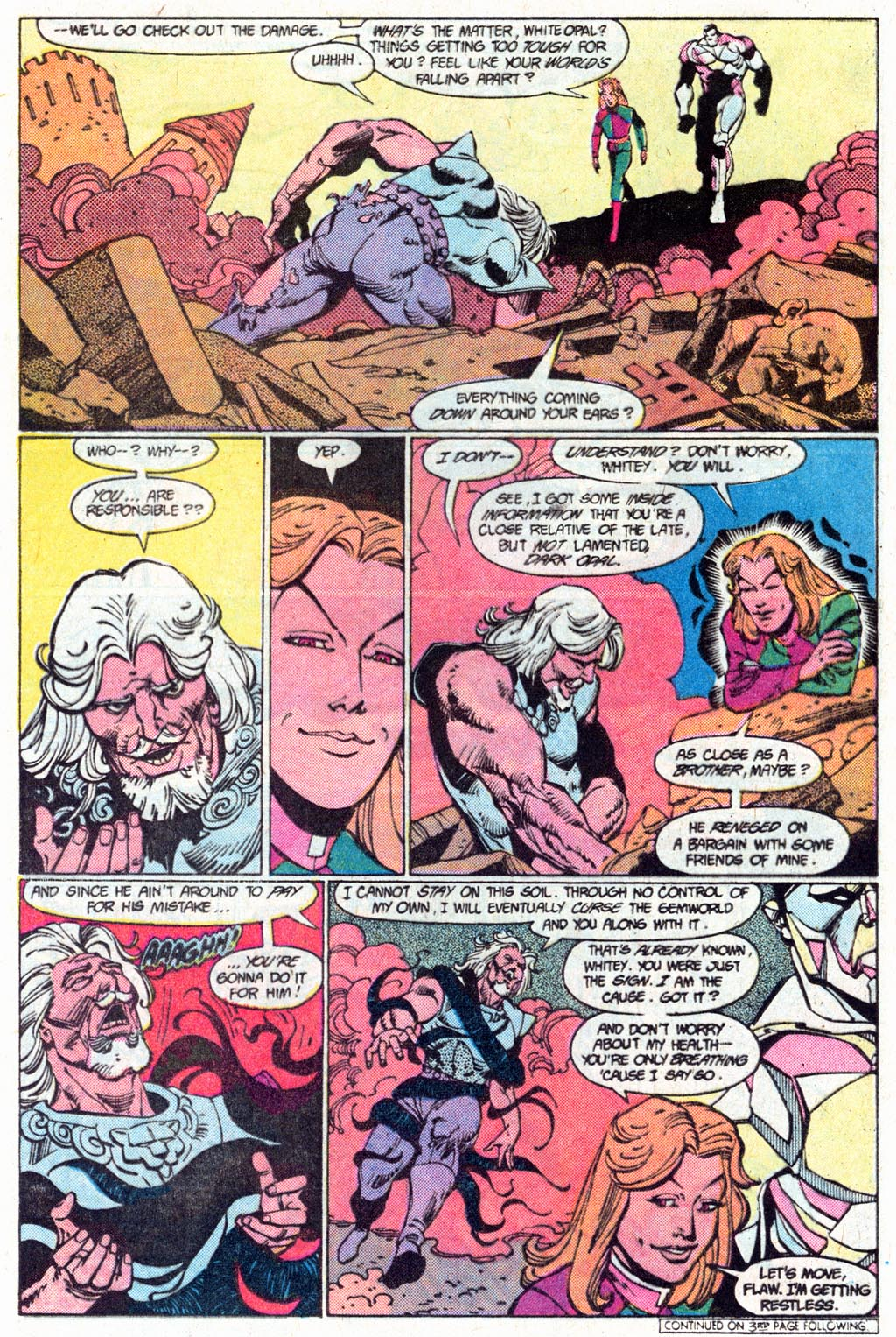 Read online Amethyst (1985) comic -  Issue #16 - 12