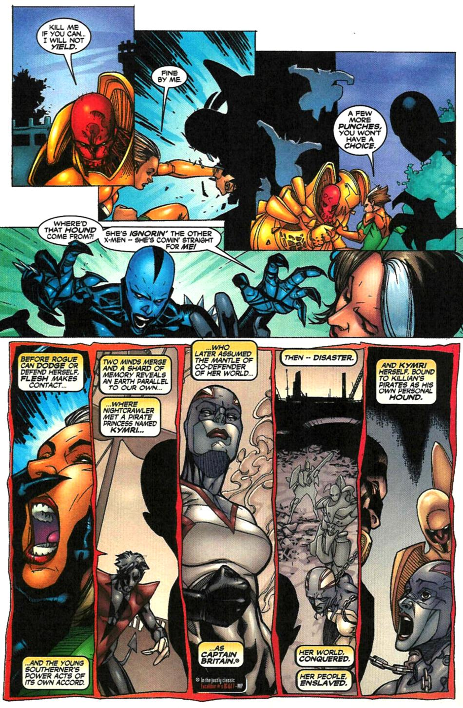 X-Men (1991) 104 Page 20