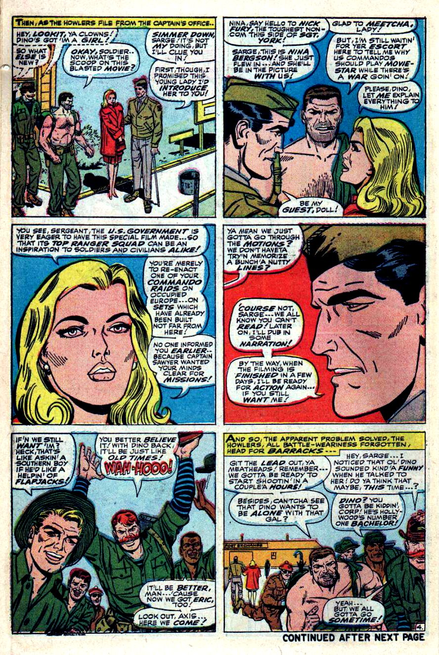 Read online Sgt. Fury comic -  Issue #41 - 6