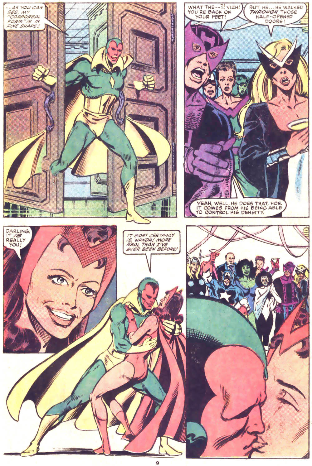 The Avengers (1963) 242 Page 9