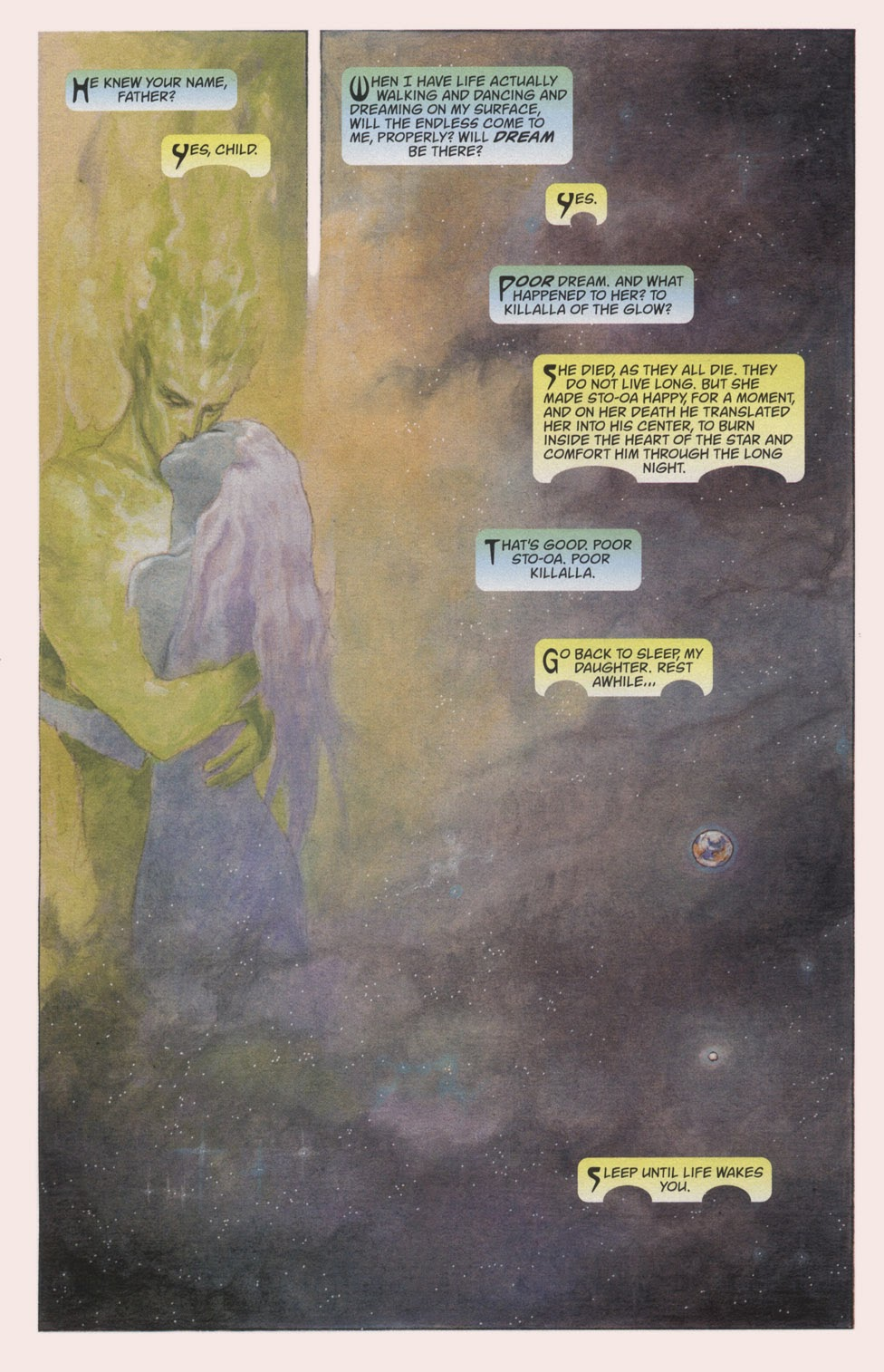Read online The Sandman: Endless Nights comic -  Issue # _Special - 24