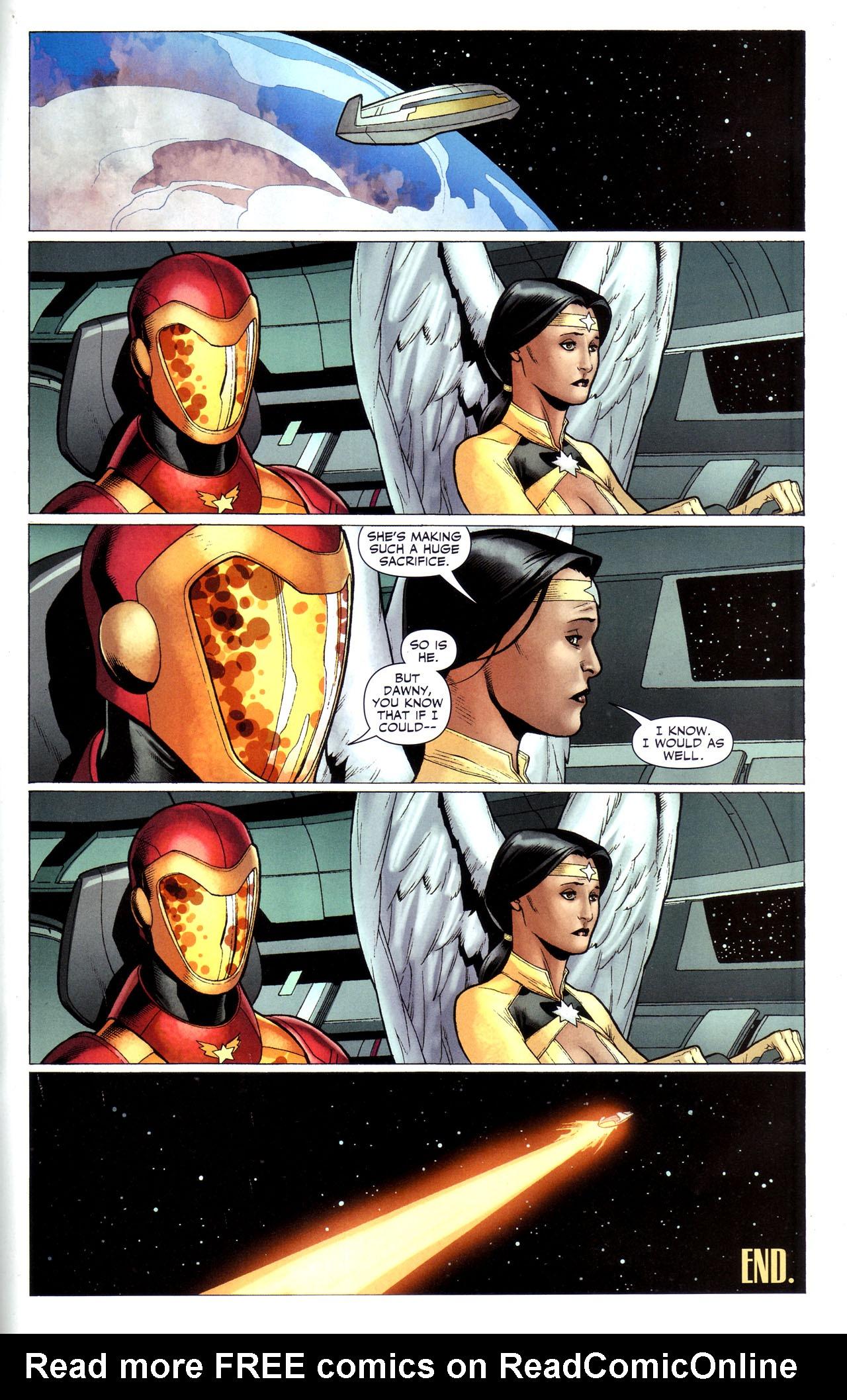 Read online Adventure Comics (2009) comic -  Issue #4 - 32