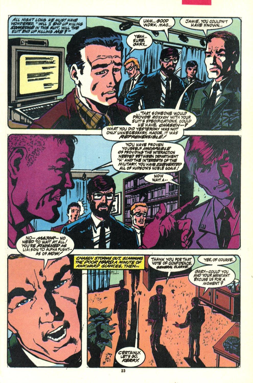 Read online Alpha Flight (1983) comic -  Issue #92 - 18