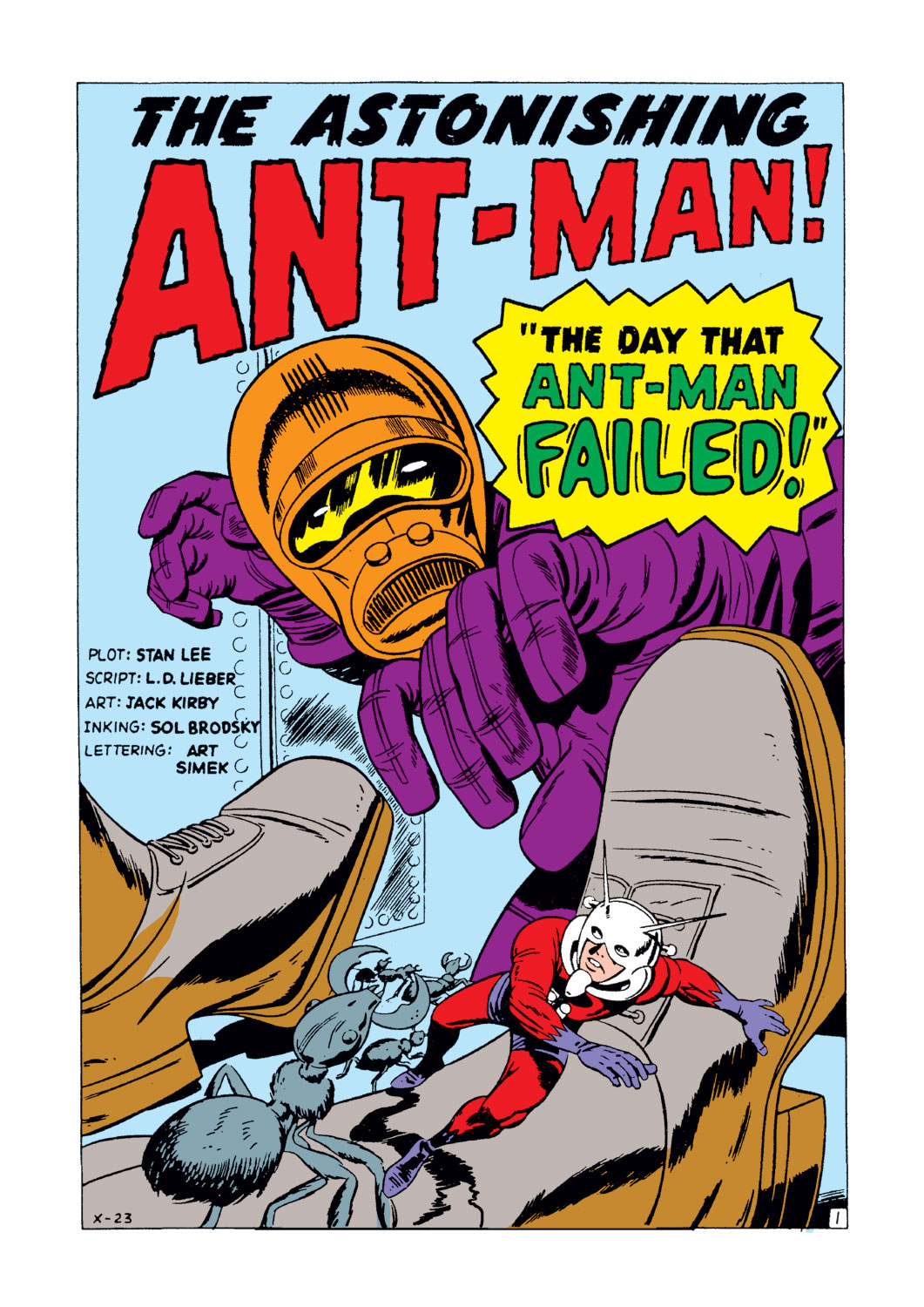 Tales to Astonish (1959) issue 40 - Page 2