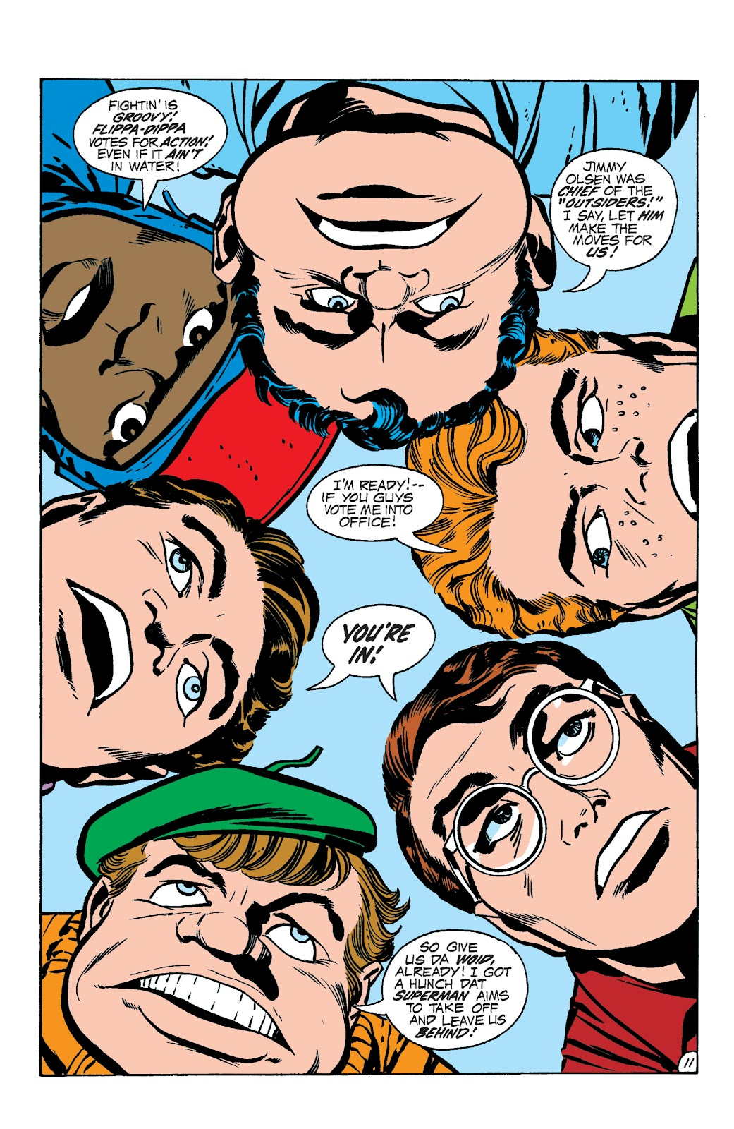 Read online Superman's Pal, Jimmy Olsen by Jack Kirby comic -  Issue # TPB (Part 2) - 9