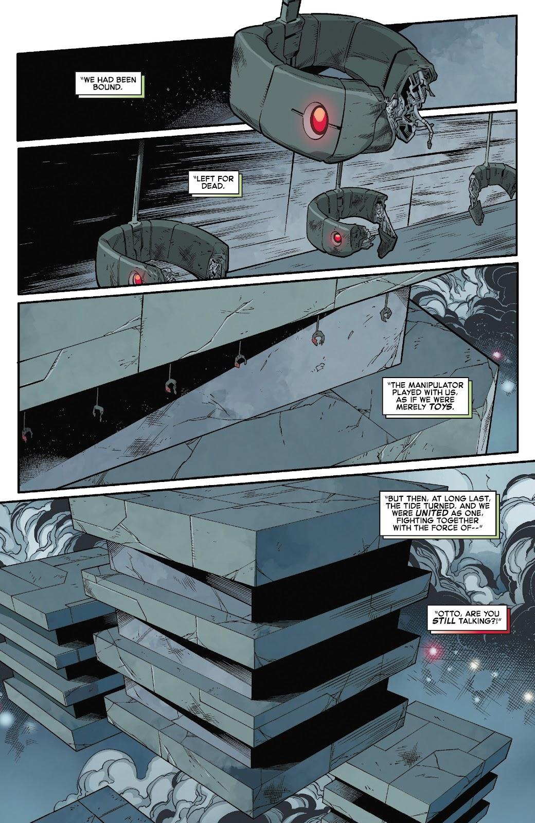 Read online Spider-Man/Deadpool comic -  Issue #49 - 3