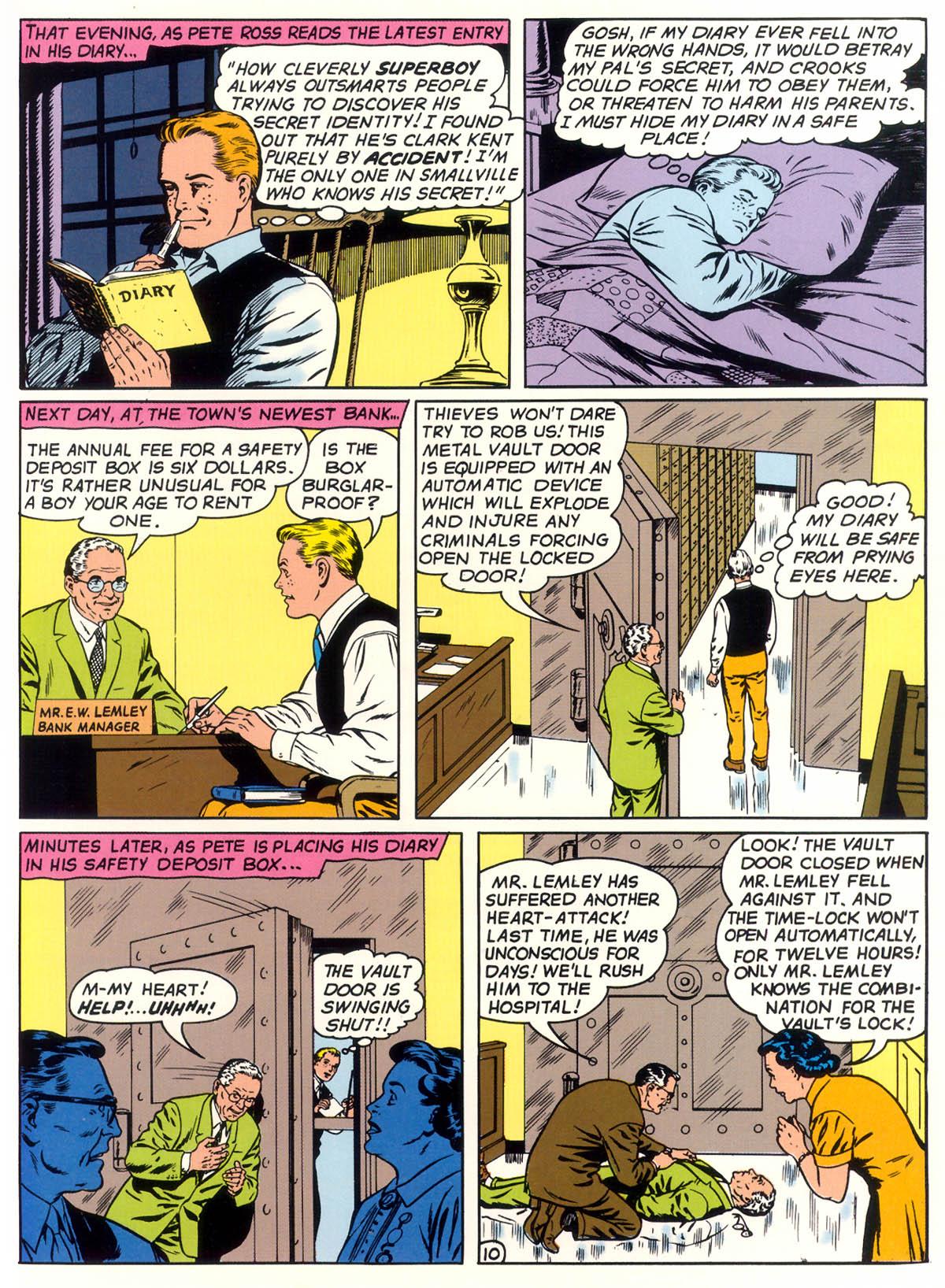 Read online Adventure Comics (1938) comic -  Issue #497 - 21