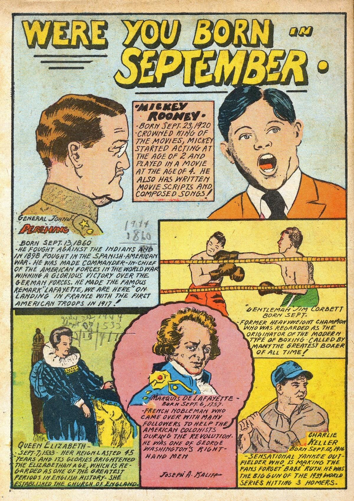 Read online Amazing Man Comics comic -  Issue #16 - 66