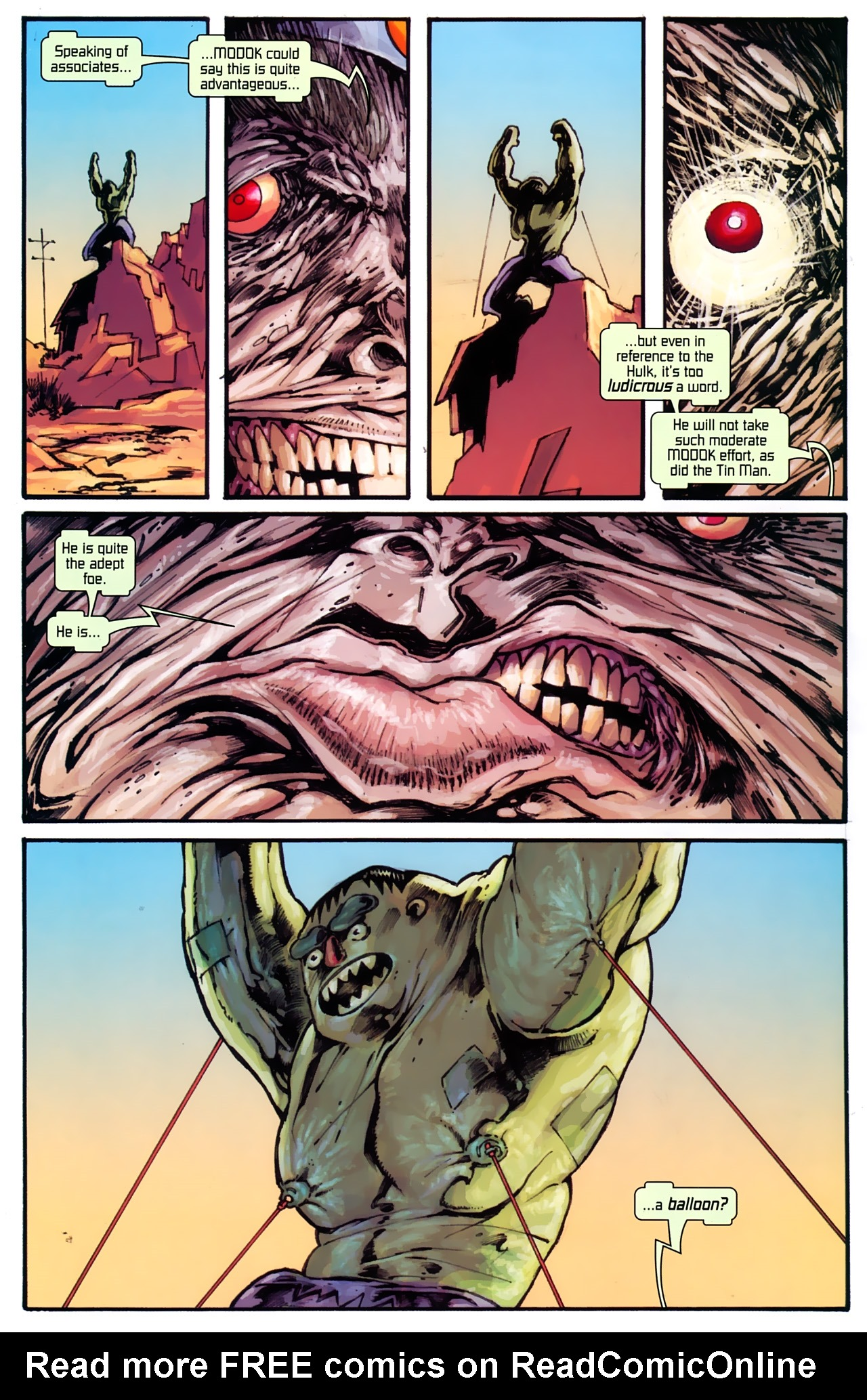 Read online Astonishing Tales (2009) comic -  Issue #2 - 20