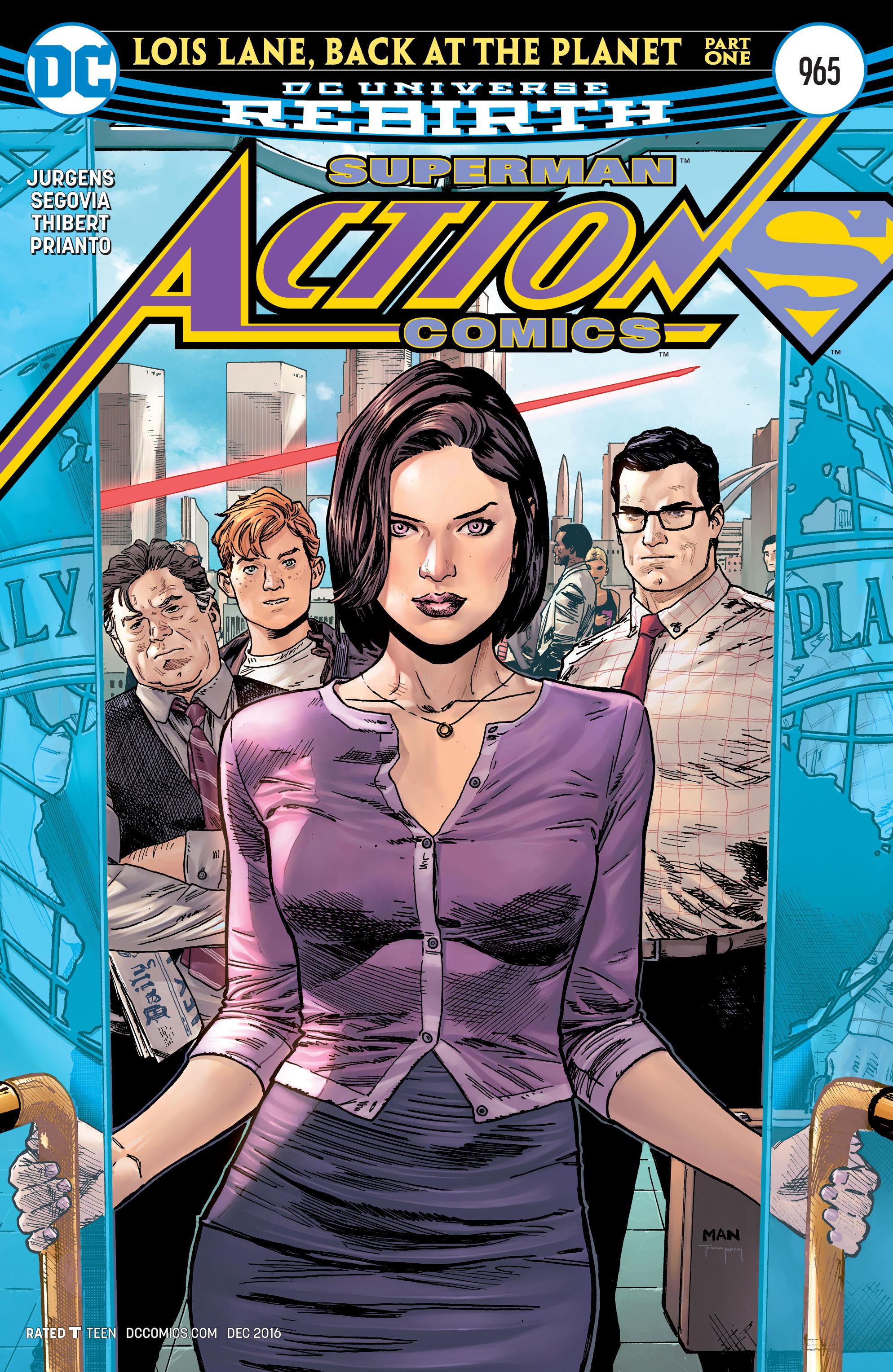 Action Comics (2016) 965 Page 1