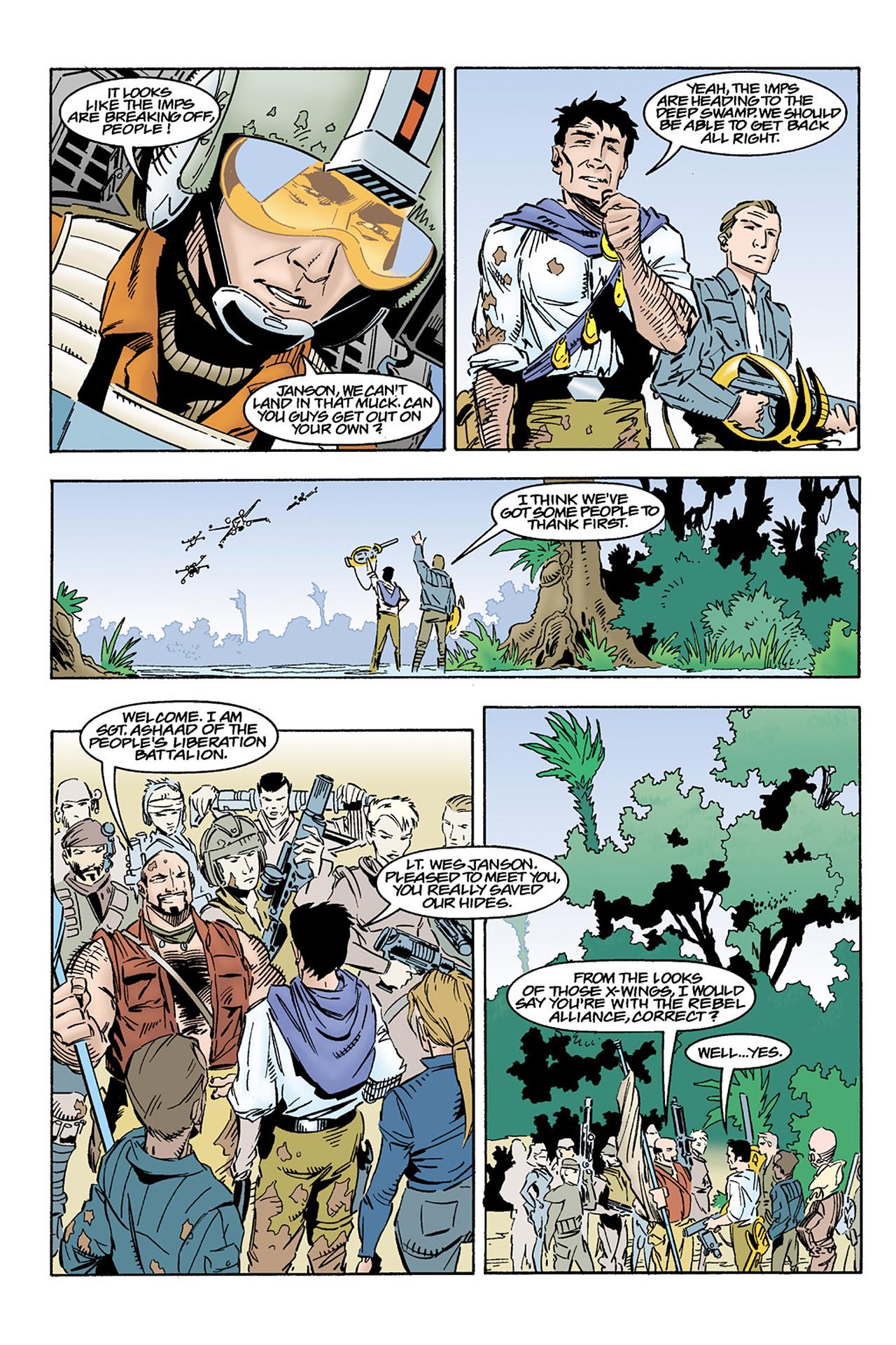 Read online Star Wars Omnibus comic -  Issue # Vol. 2 - 155