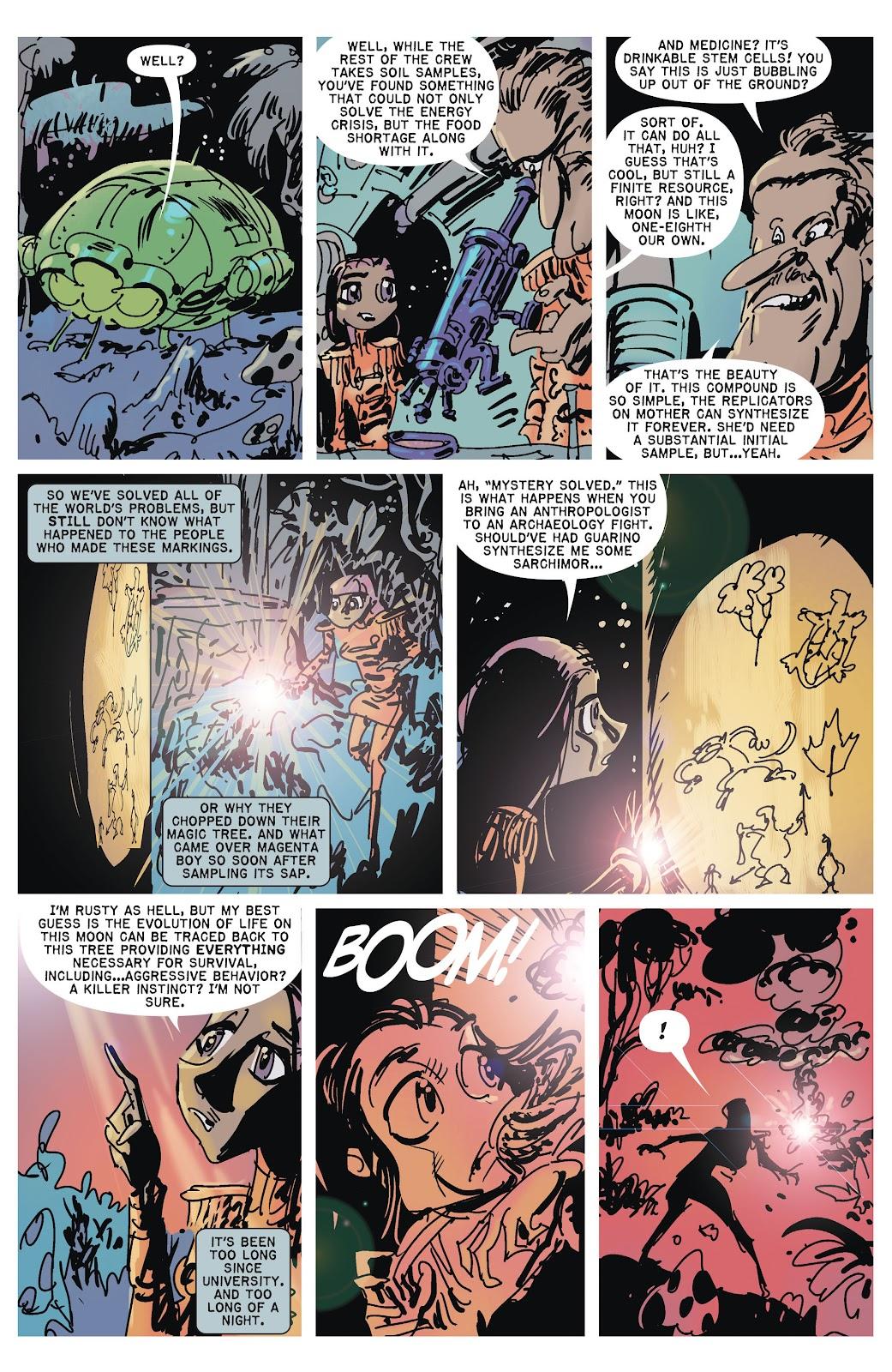 Read online Strange Adventures (2014) comic -  Issue # TPB (Part 2) - 41