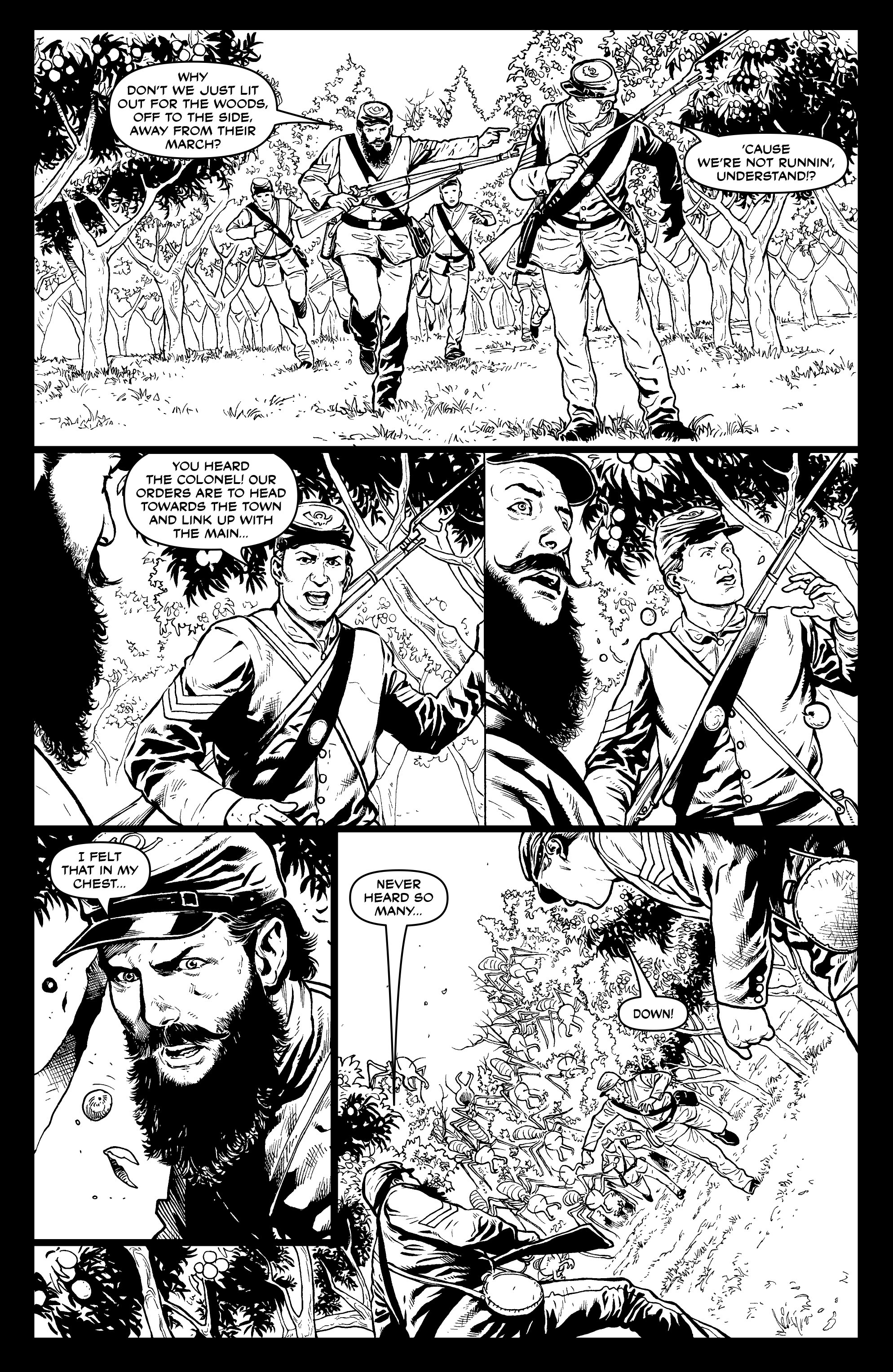 Read online Alan Moore's Cinema Purgatorio comic -  Issue #9 - 27