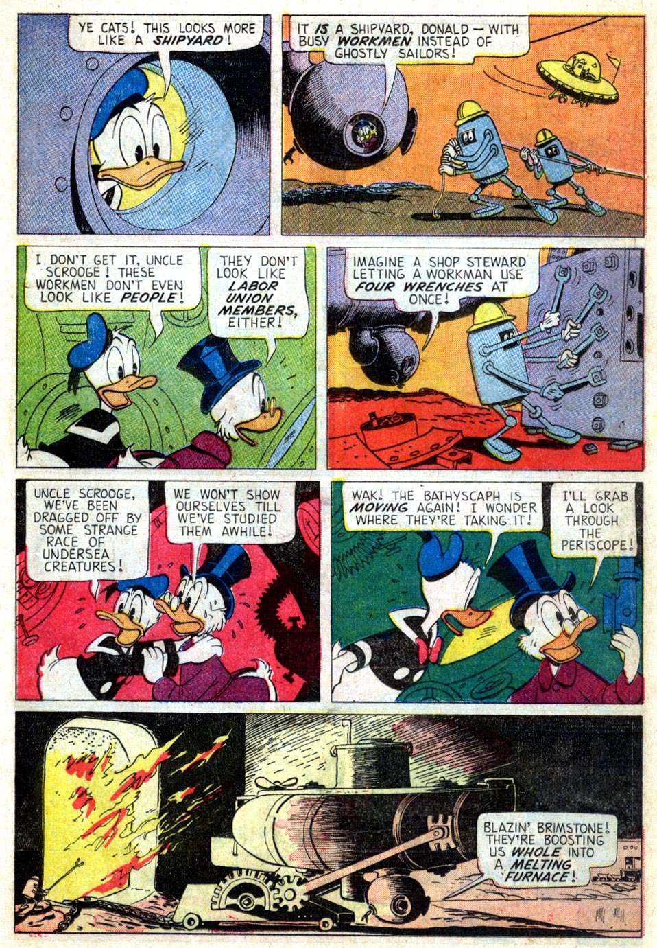 Read online Uncle Scrooge (1953) comic -  Issue #46 - 17