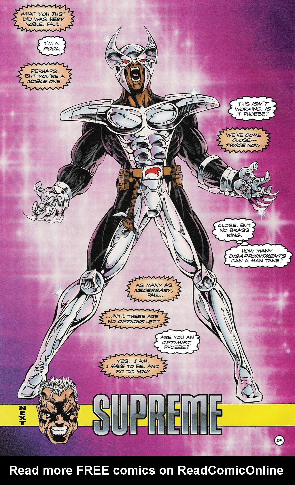Read online ShadowHawk comic -  Issue #15 - 27
