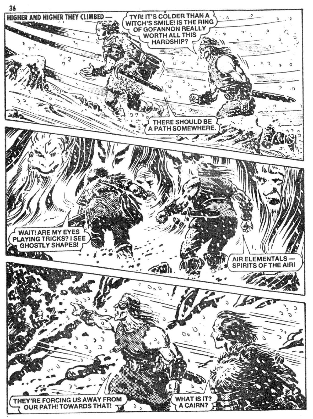 Starblazer issue 209 - Page 37