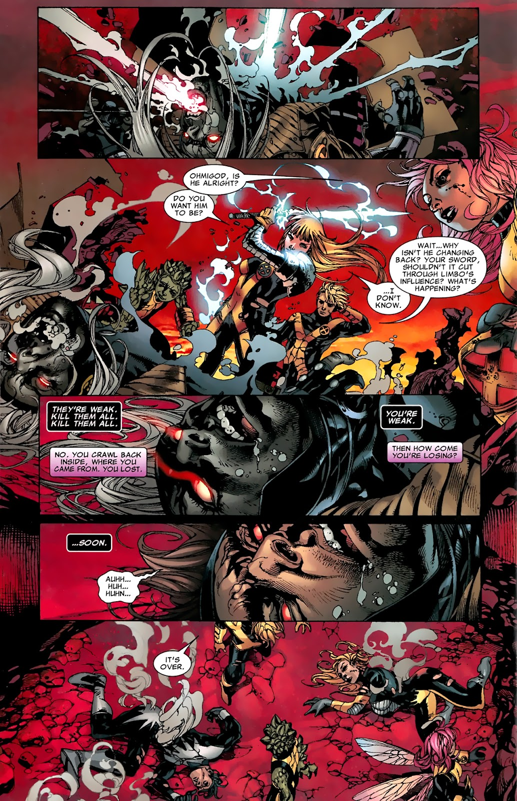 Read online X-Men: Second Coming Revelations comic -  Issue # TPB (Part 2) - 48