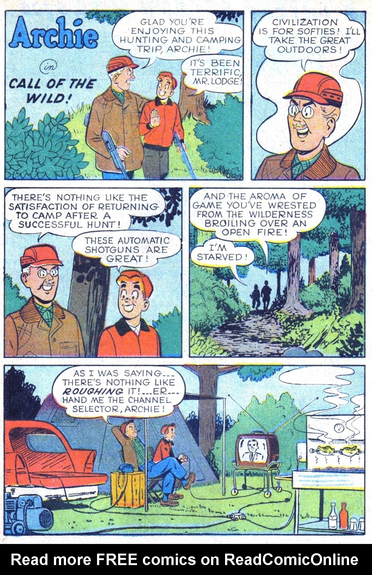 Read online Archie (1960) comic -  Issue #116 - 11