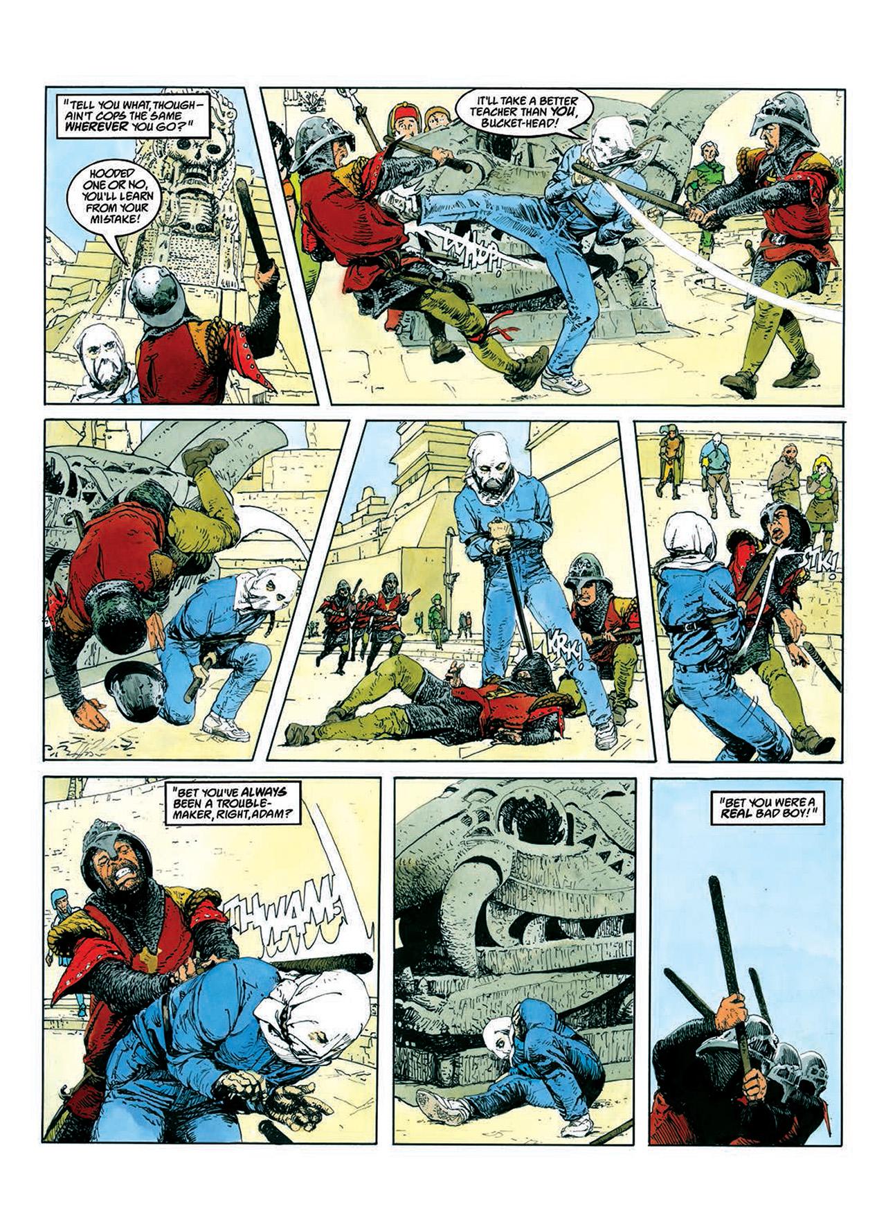 Read online Mazeworld comic -  Issue # TPB - 12