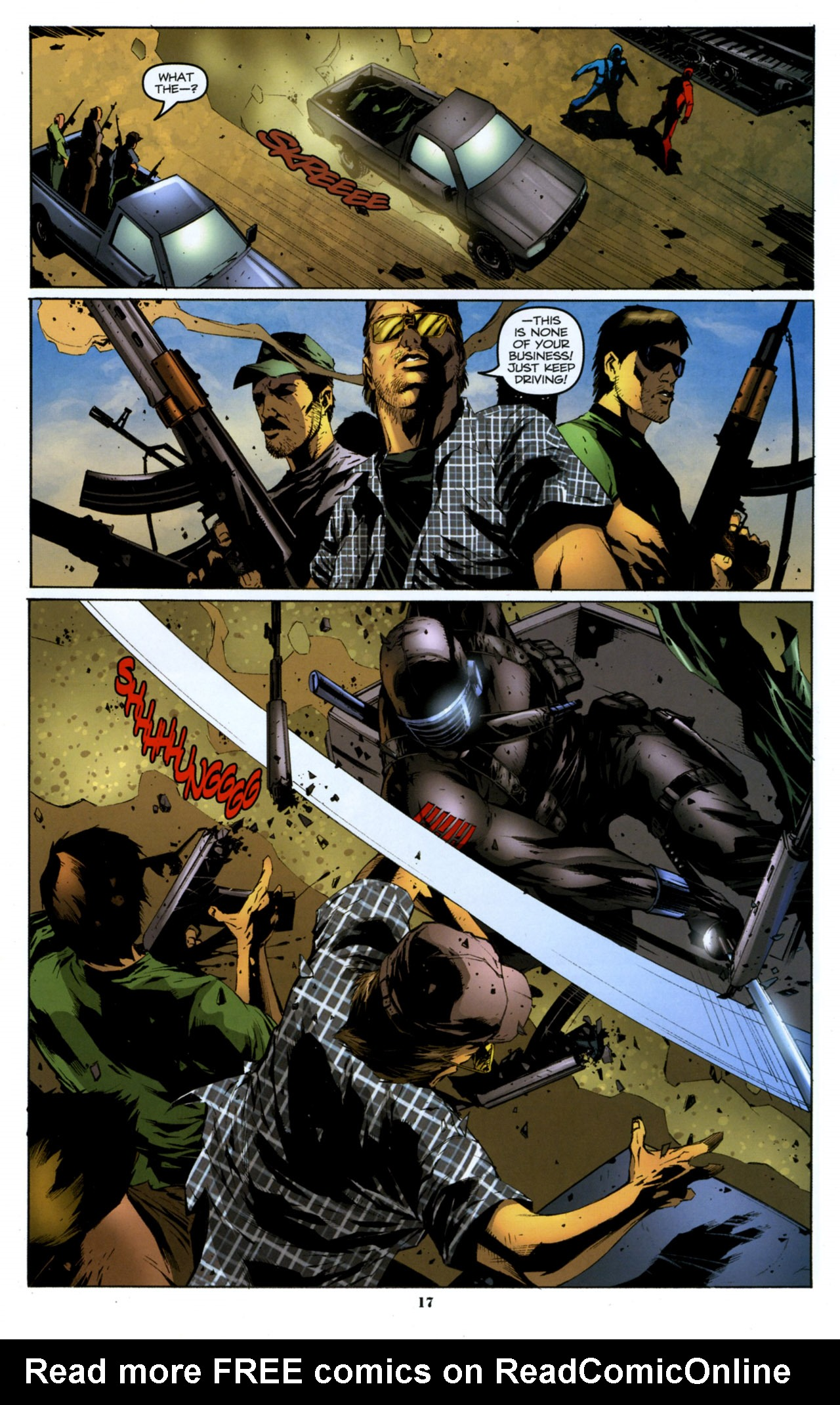 G.I. Joe: A Real American Hero 157 Page 18