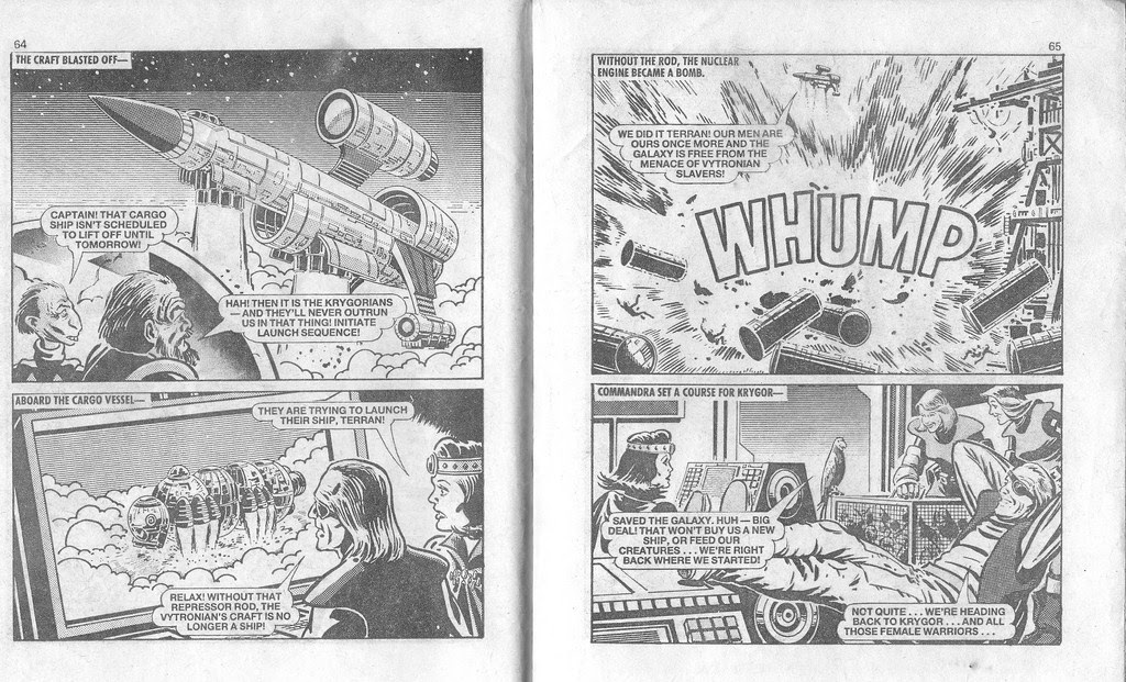 Starblazer issue 194 - Page 33