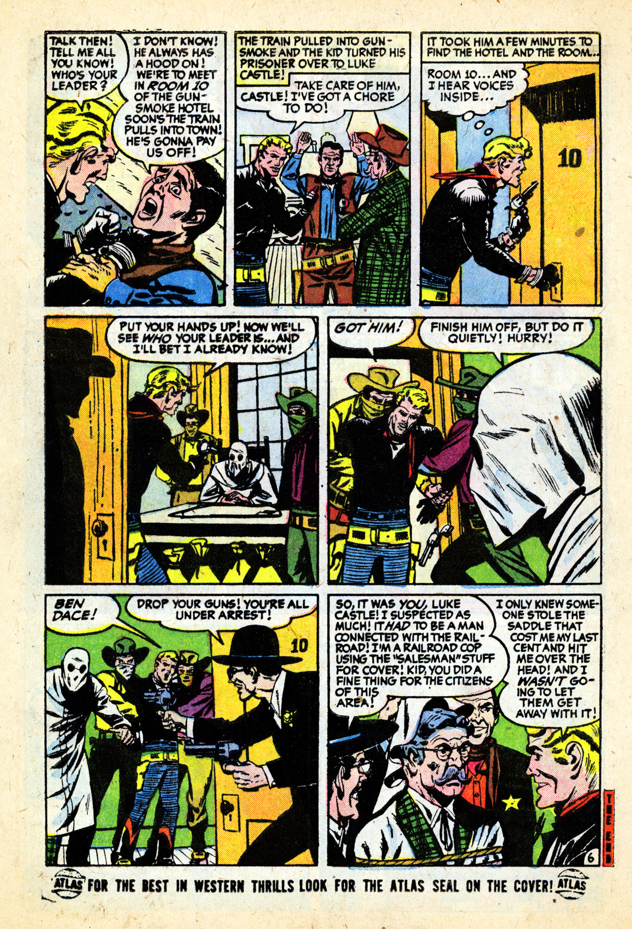 Read online Two-Gun Kid comic -  Issue #28 - 8
