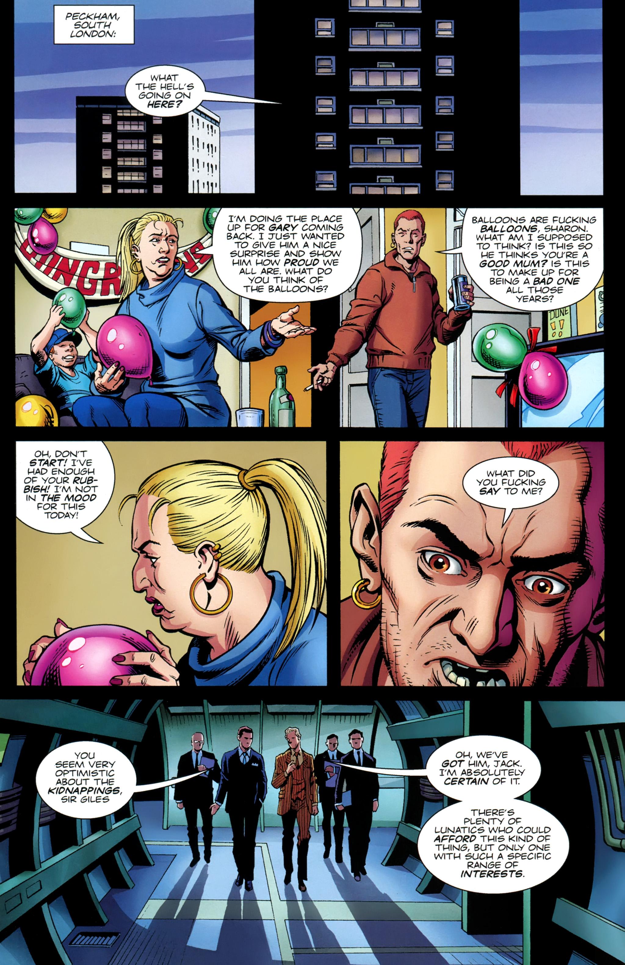 Read online Secret Service comic -  Issue #4 - 21