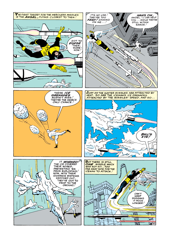 Uncanny X-Men (1963) -1 Page 20