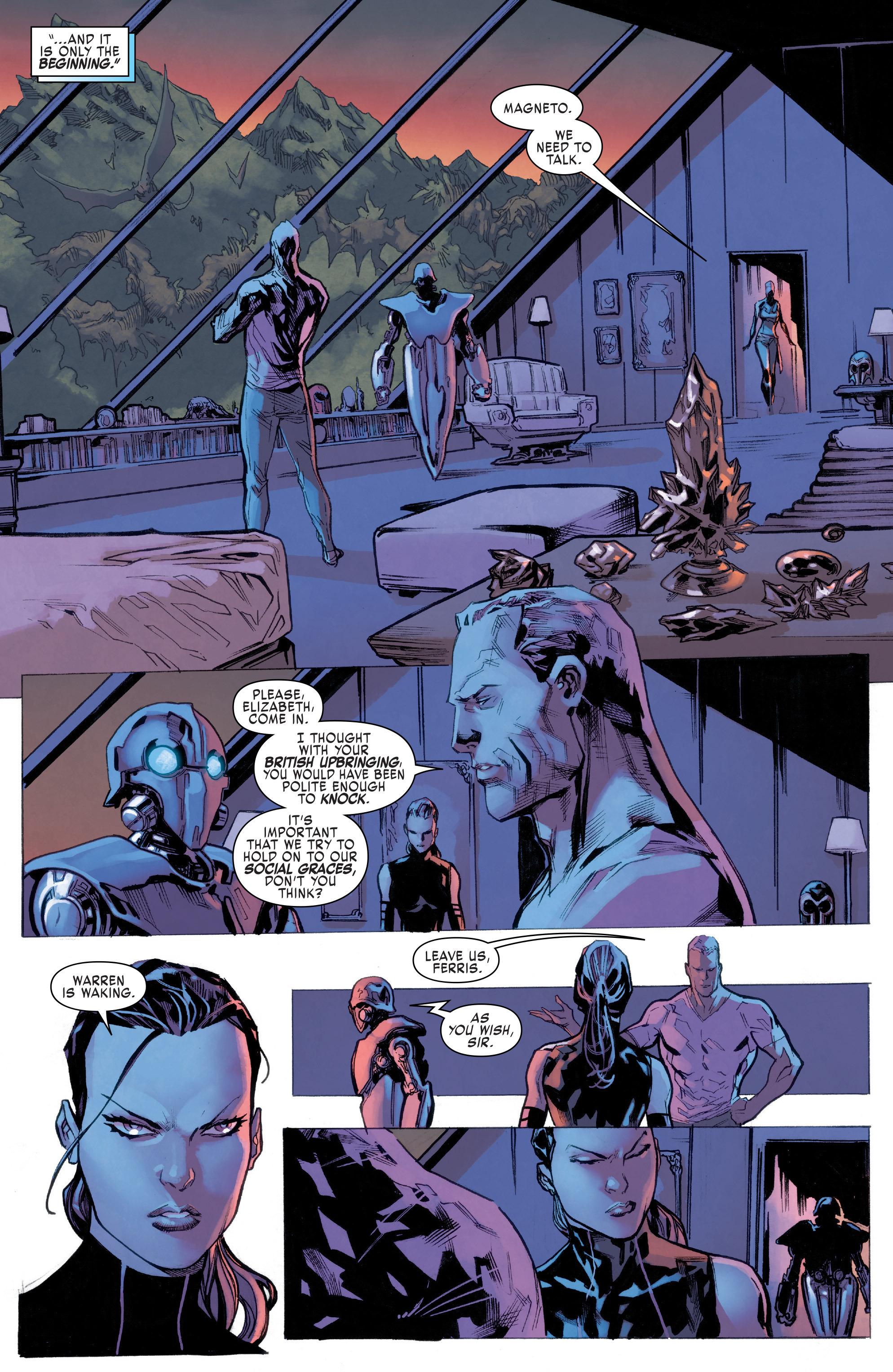 Read online Uncanny X-Men (2016) comic -  Issue #6 - 7