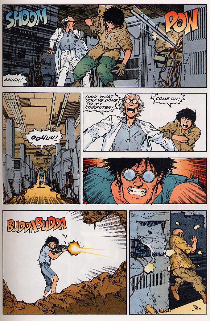Read online Akira comic -  Issue #26 - 16