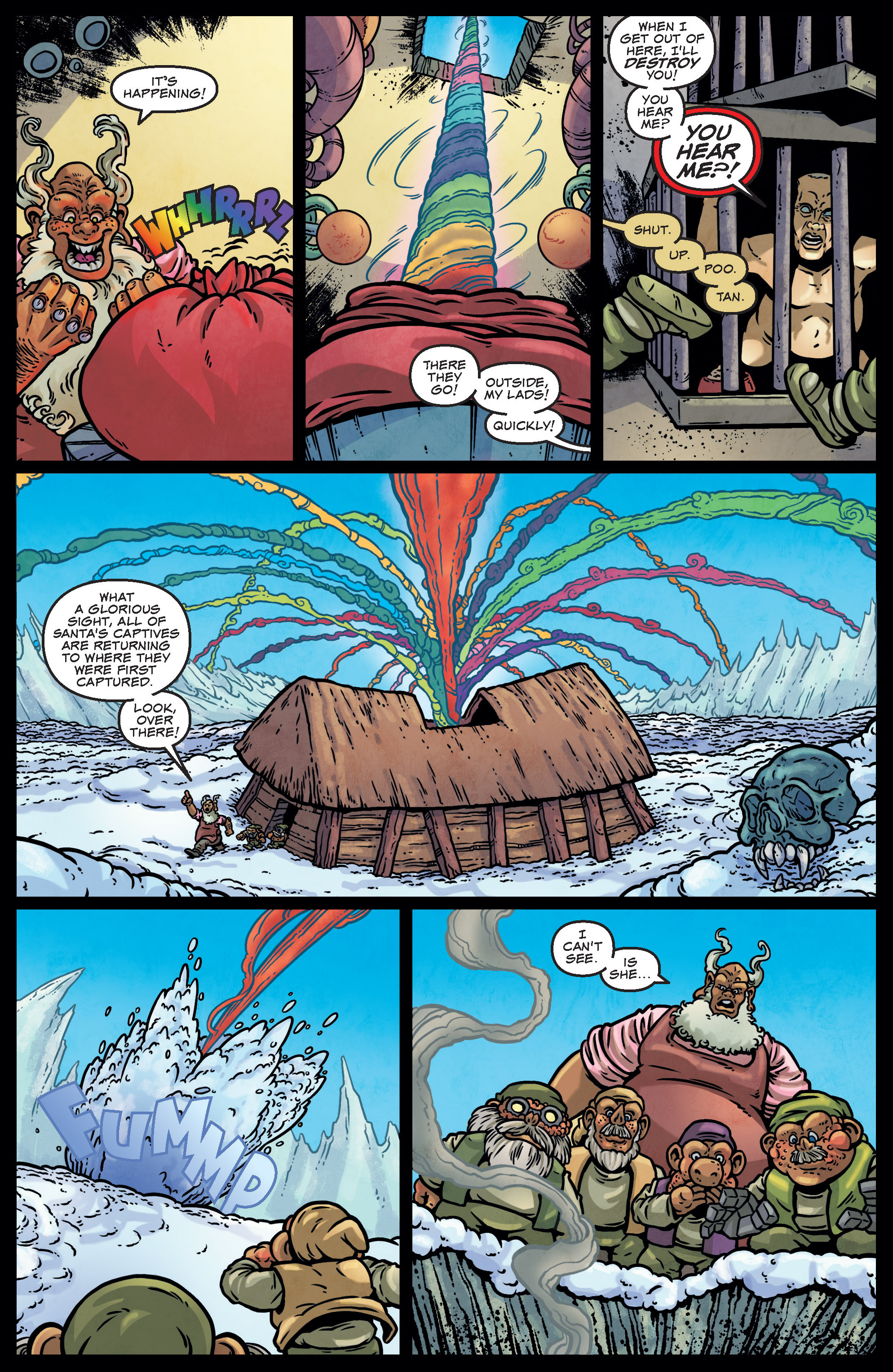Read online Sleigher comic -  Issue #3 - 8