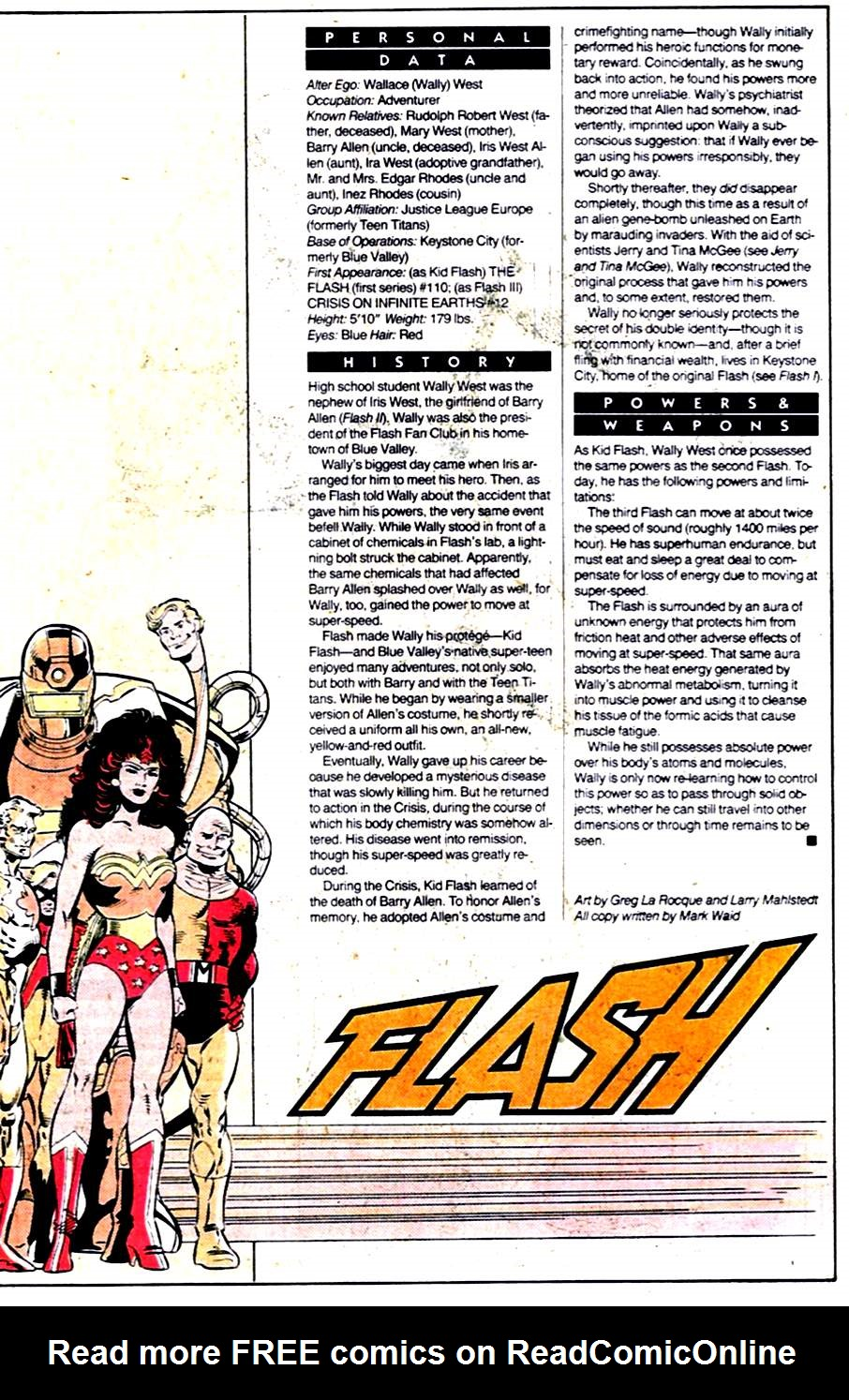 Read online The Flash (1987) comic -  Issue # _Annual 3 - 52