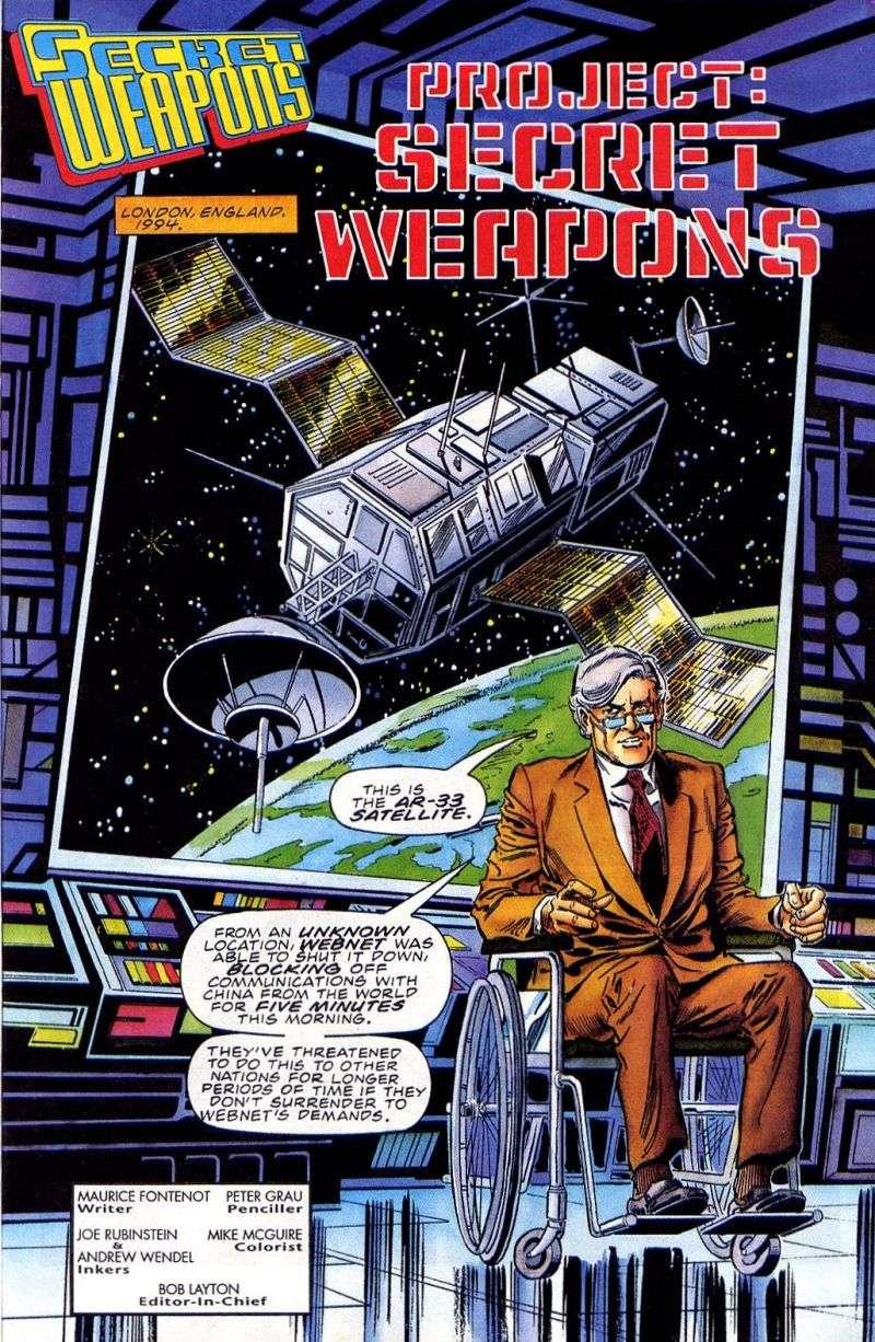 Read online Secret Weapons comic -  Issue #11 - 8