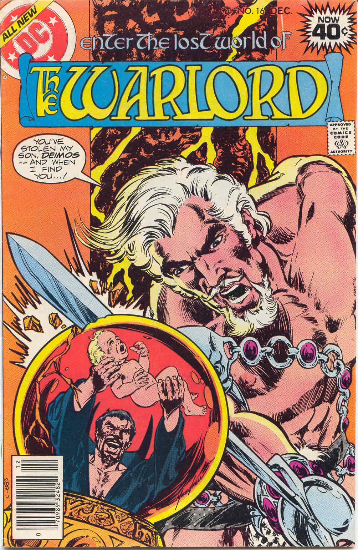 Warlord (1976) 16 Page 1